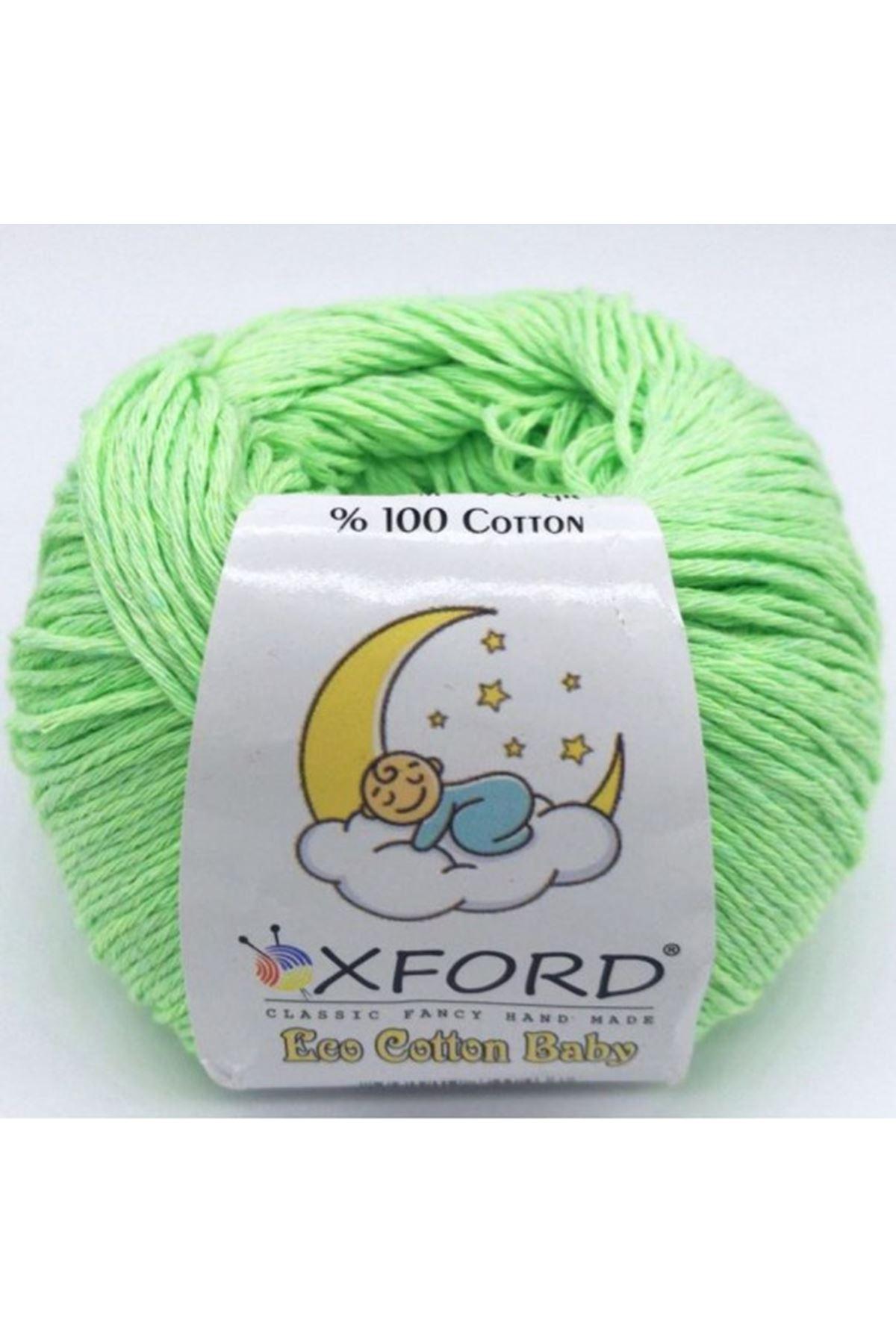 Eco Cotton Baby - 40100 Bebe Yeşili