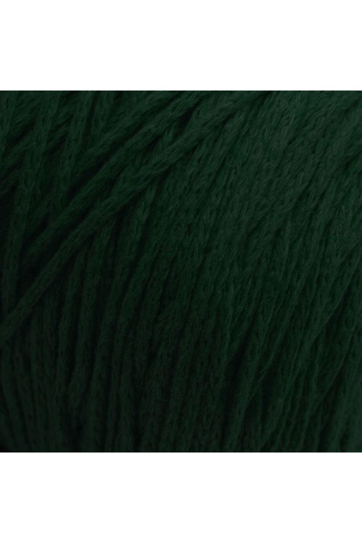 Cotton Makrome İnce - 60001- Ördek Yeşili