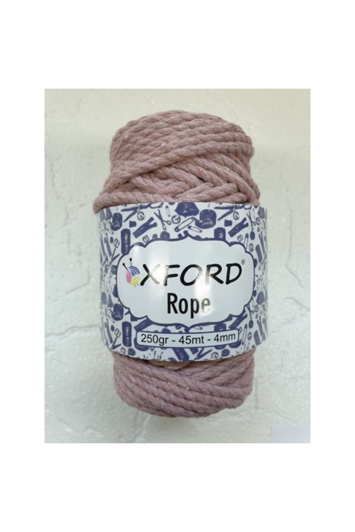 Oxford Rope 12371 Pudra