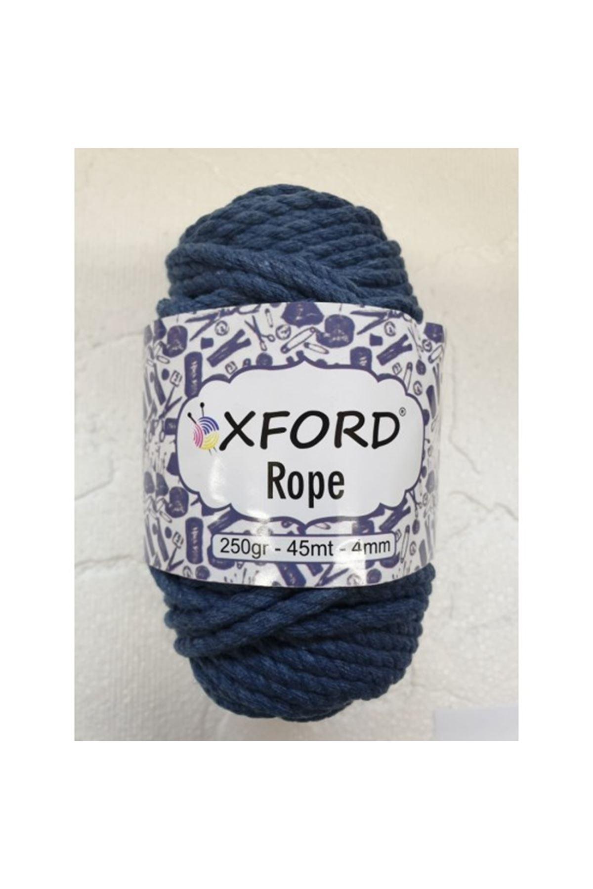 Oxford Rope 37530 Havacı Mavi