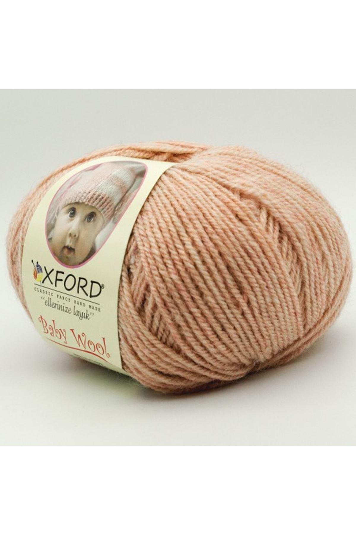 Baby Wool - 12371 Toz Pembe