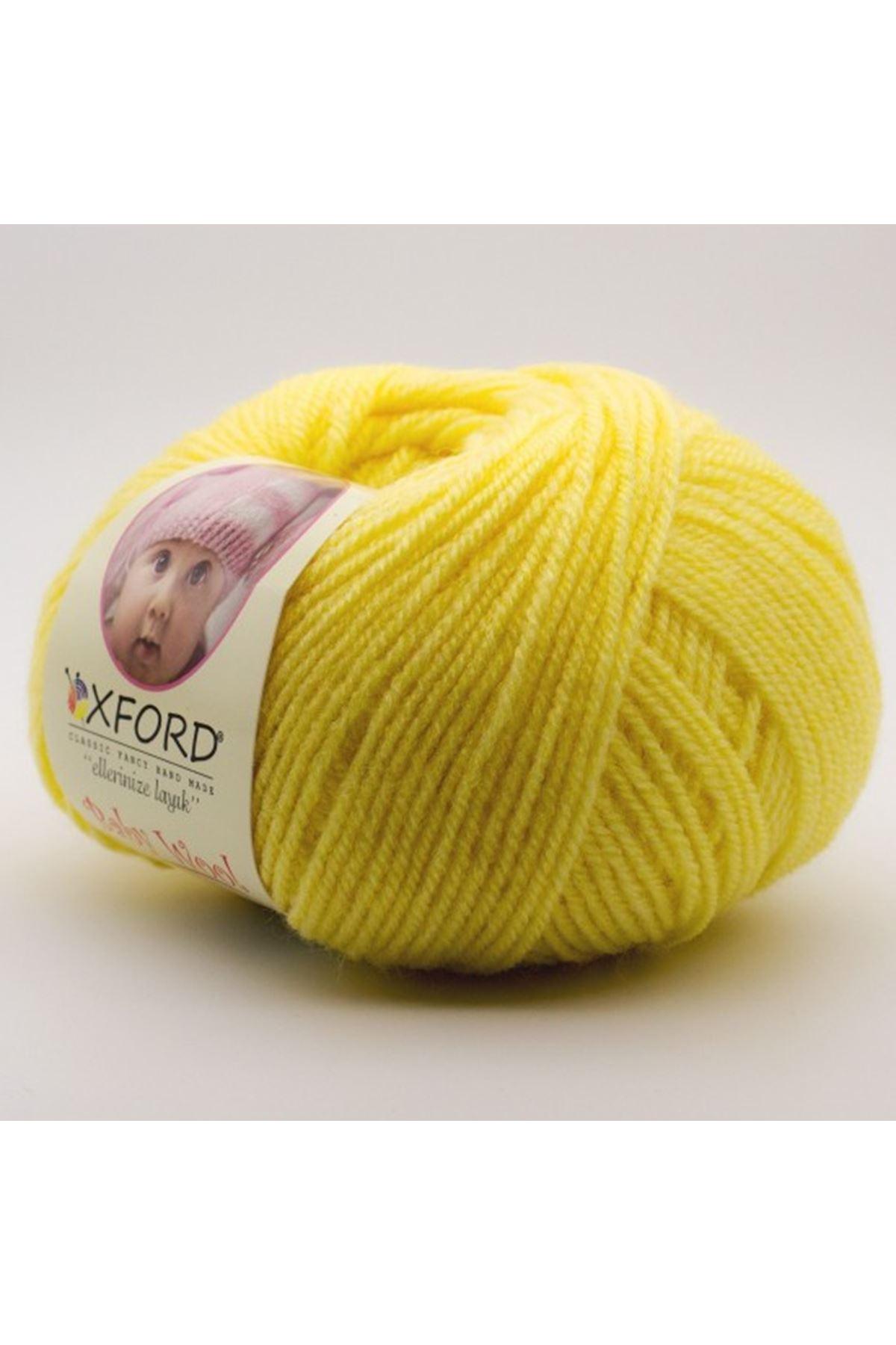 Baby Wool - 15570 Sarı