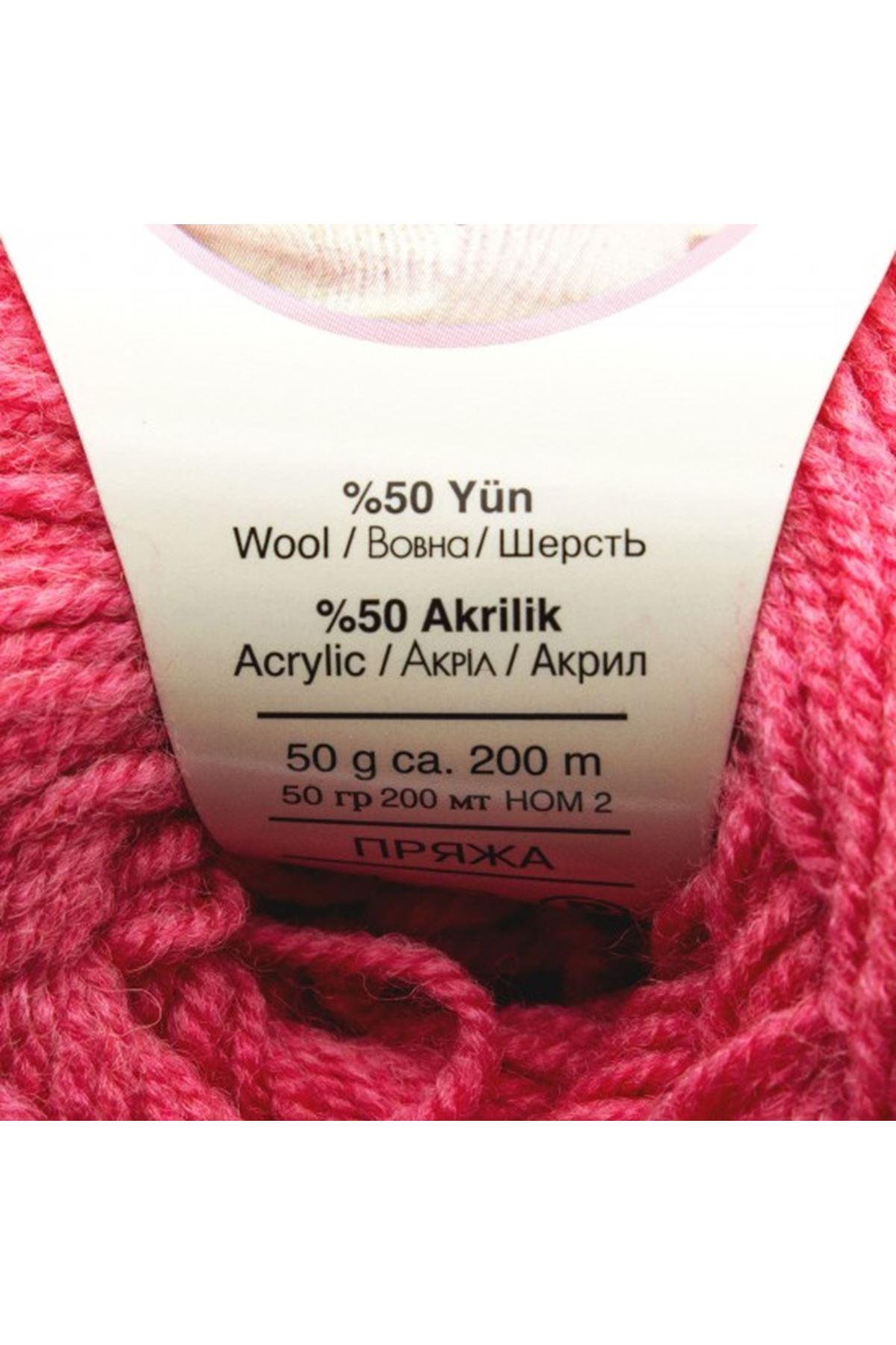 Baby Wool - 22194 Pembe