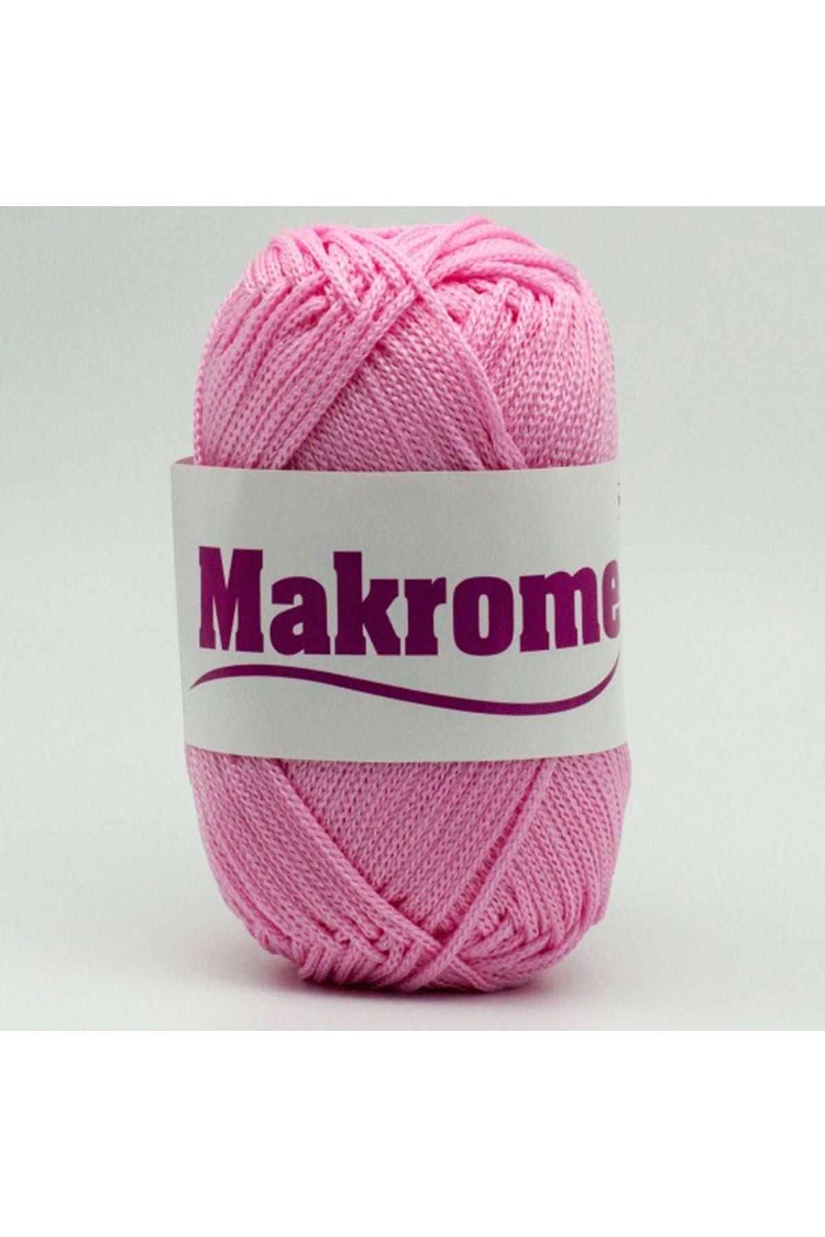Makrome 22793 Bebe Pembe