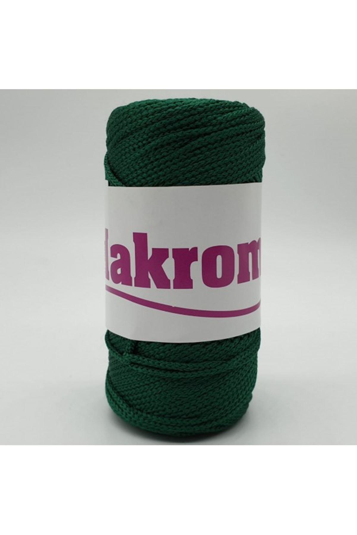 Eko Makrome - 47070 Zümrüt Yeşili