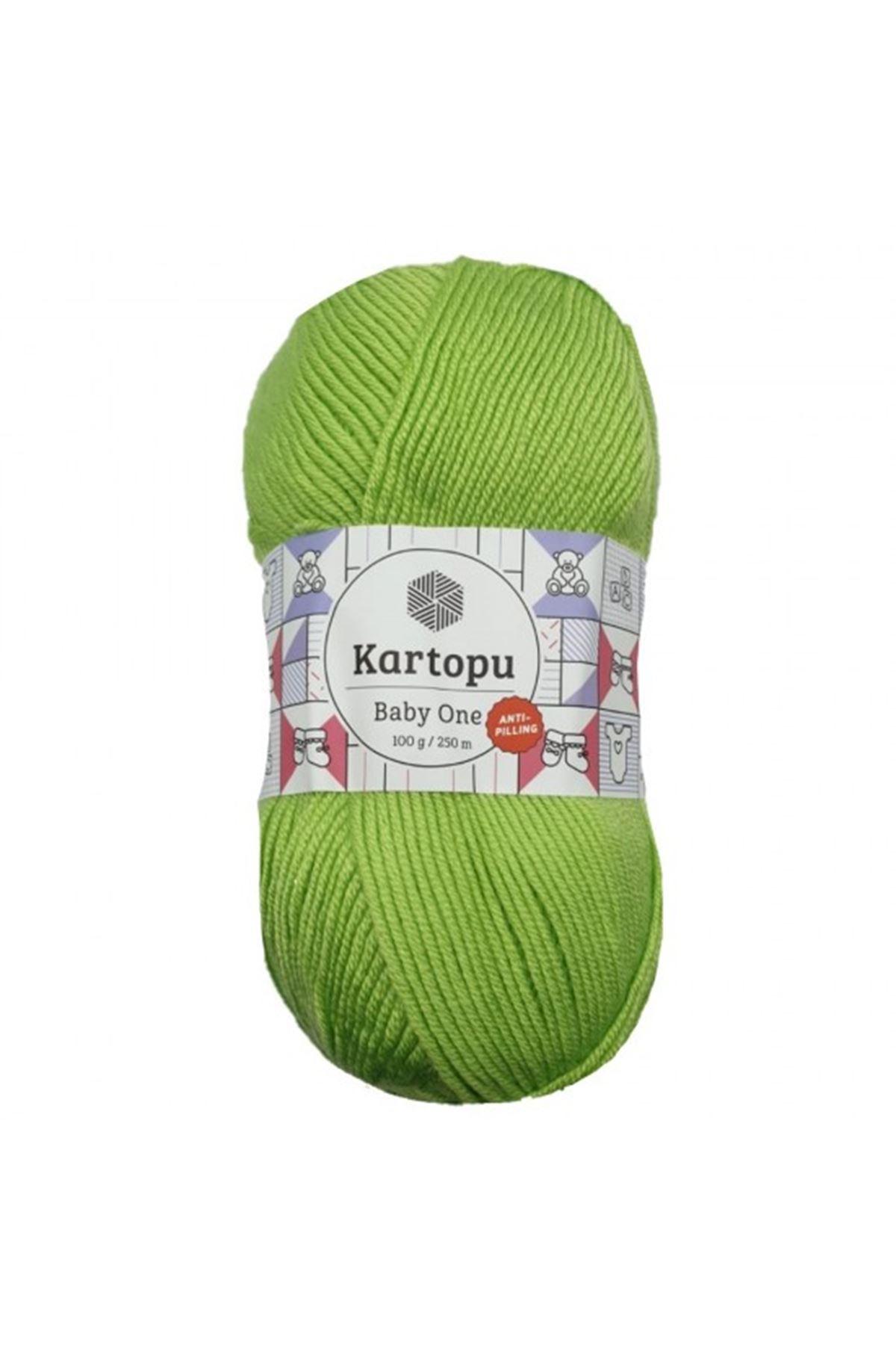 Kartopu Baby One 494 Filiz Yeşil