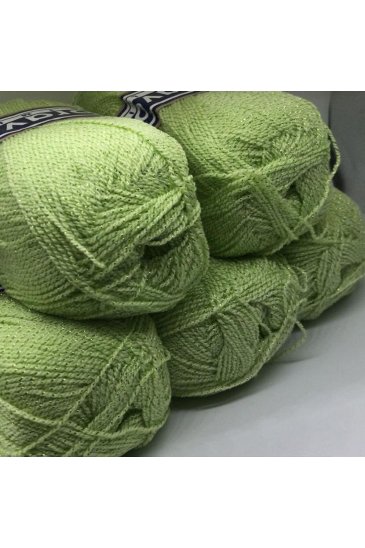 Simli Paket 2 - Soluk Yeşil