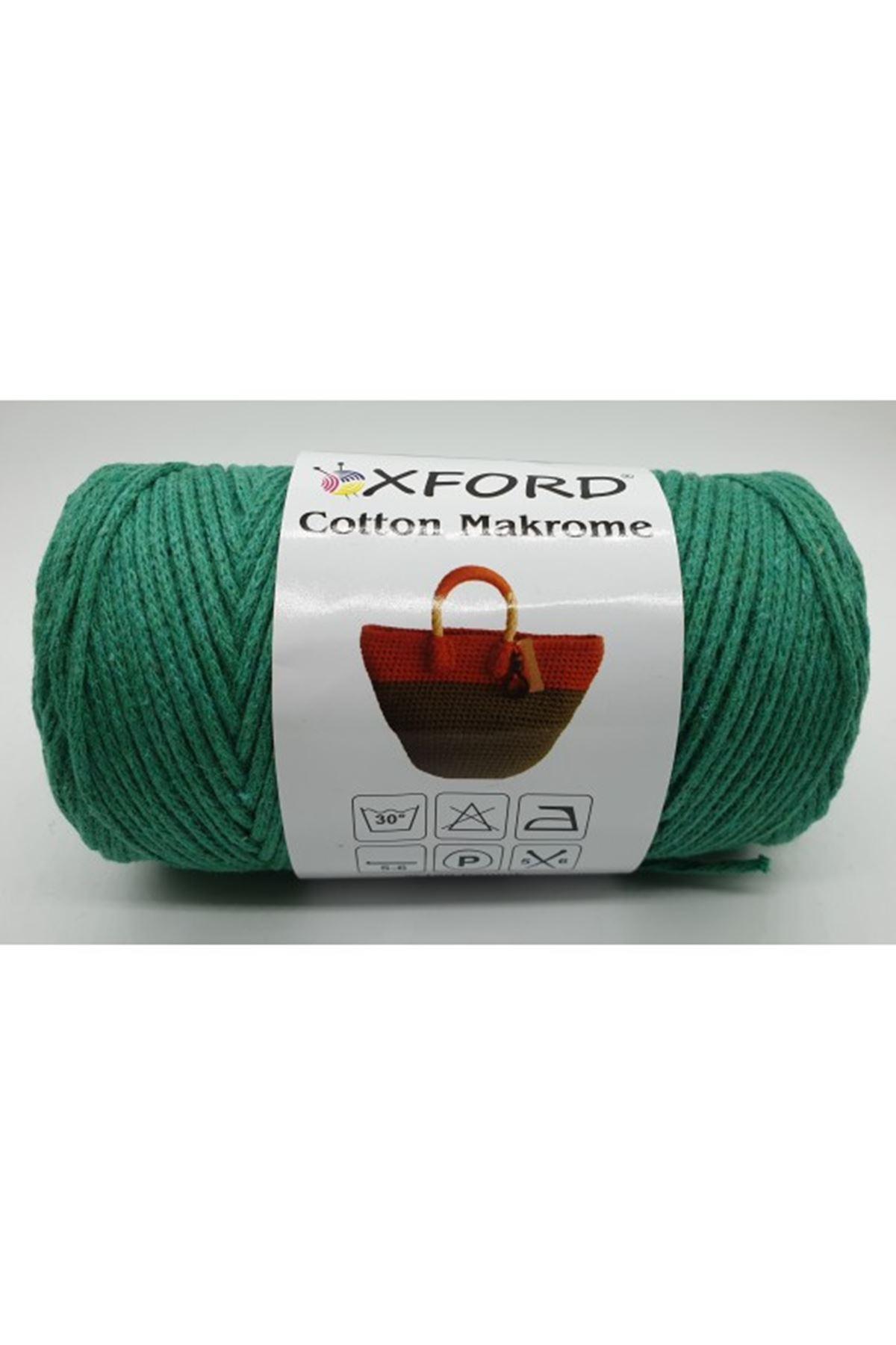 Cotton Makrome 40028 - Çimen