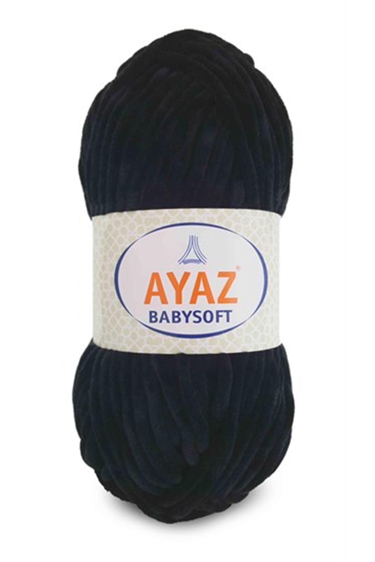Ayaz Babysoft Kadife 1217 Siyah