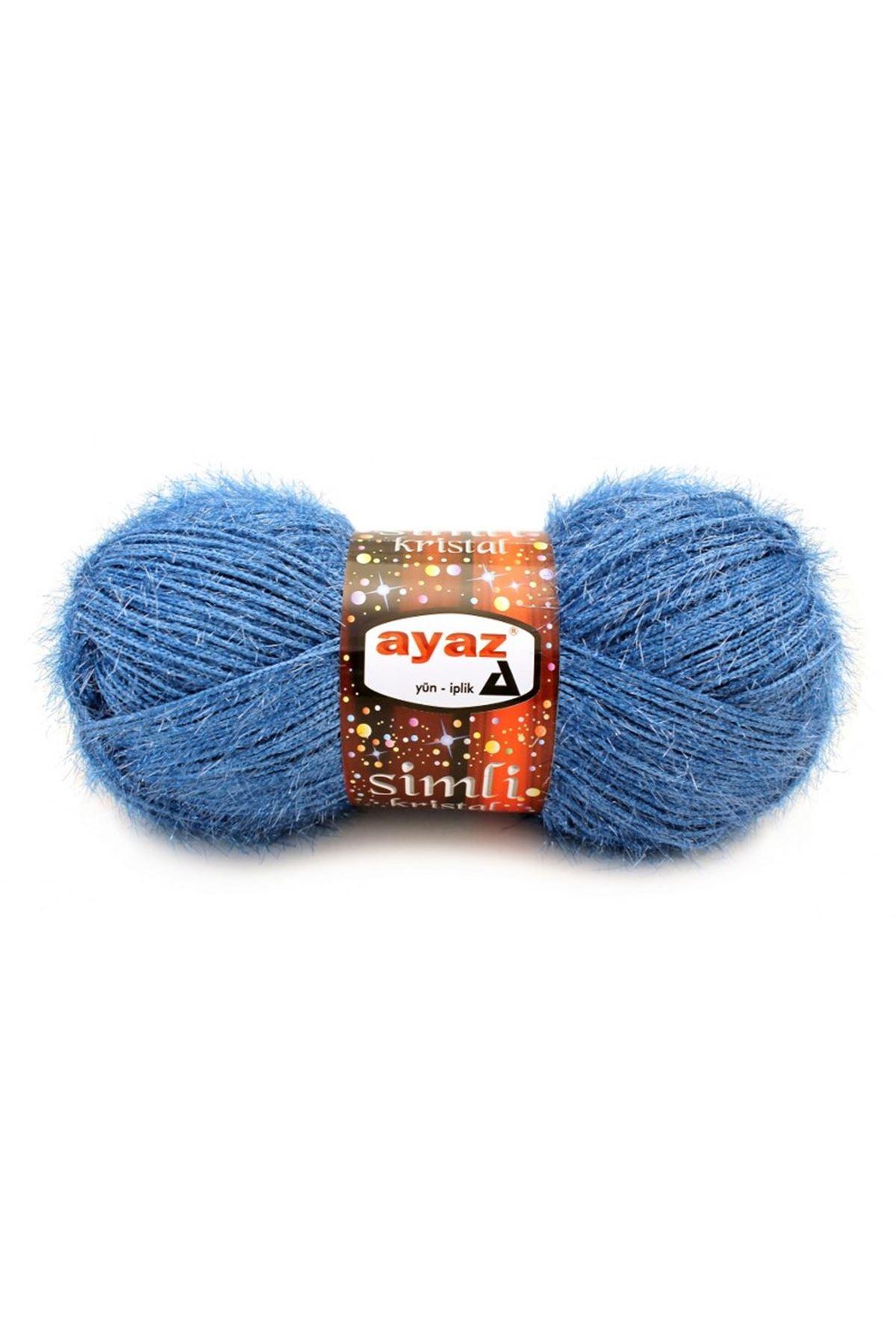 Ayaz Simli Kristal 2256 - Koyu Mavi