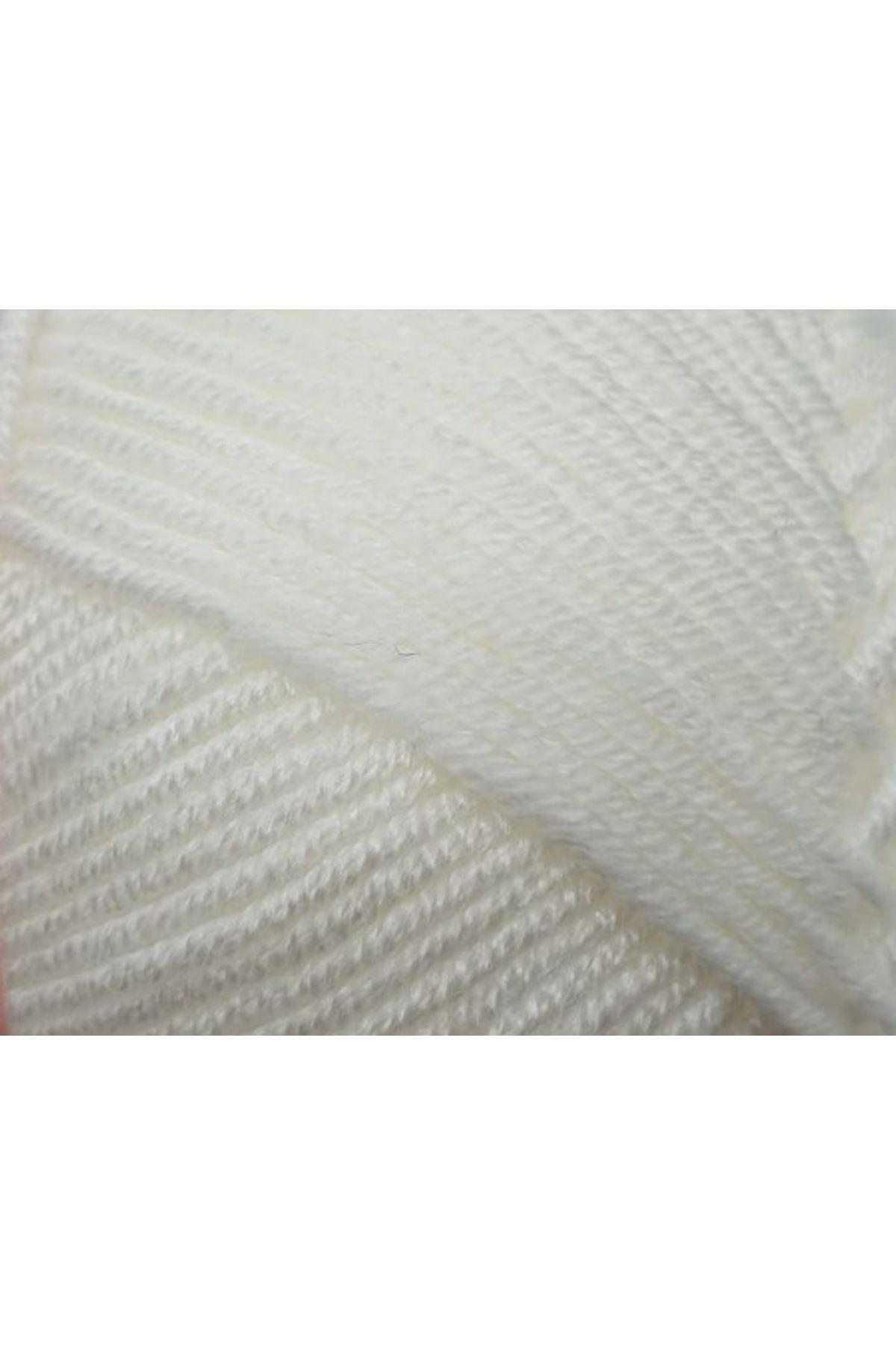 Polyanna Soft Baby 201 Beyaz