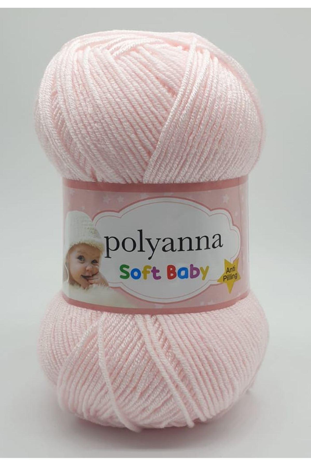Polyanna Soft Baby 977 Uçuk Pembe