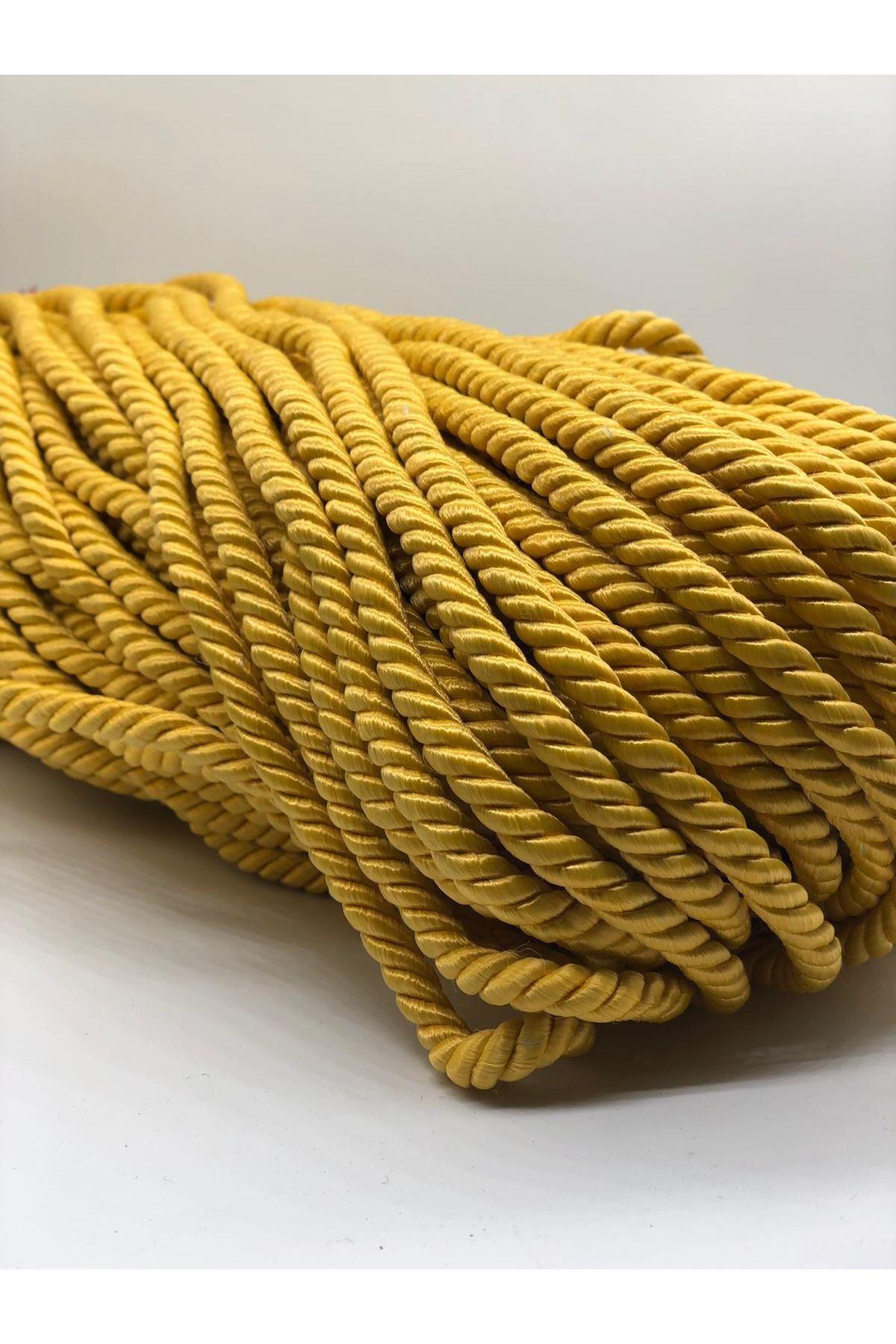Bükümlü Kordon 09 Sarı