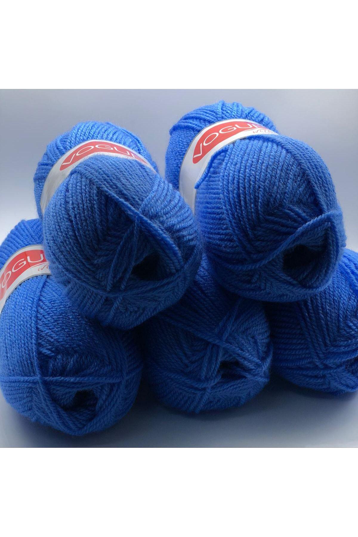 İhrac Fazlası 5'li Paket Kazaklık 1018 Mavi