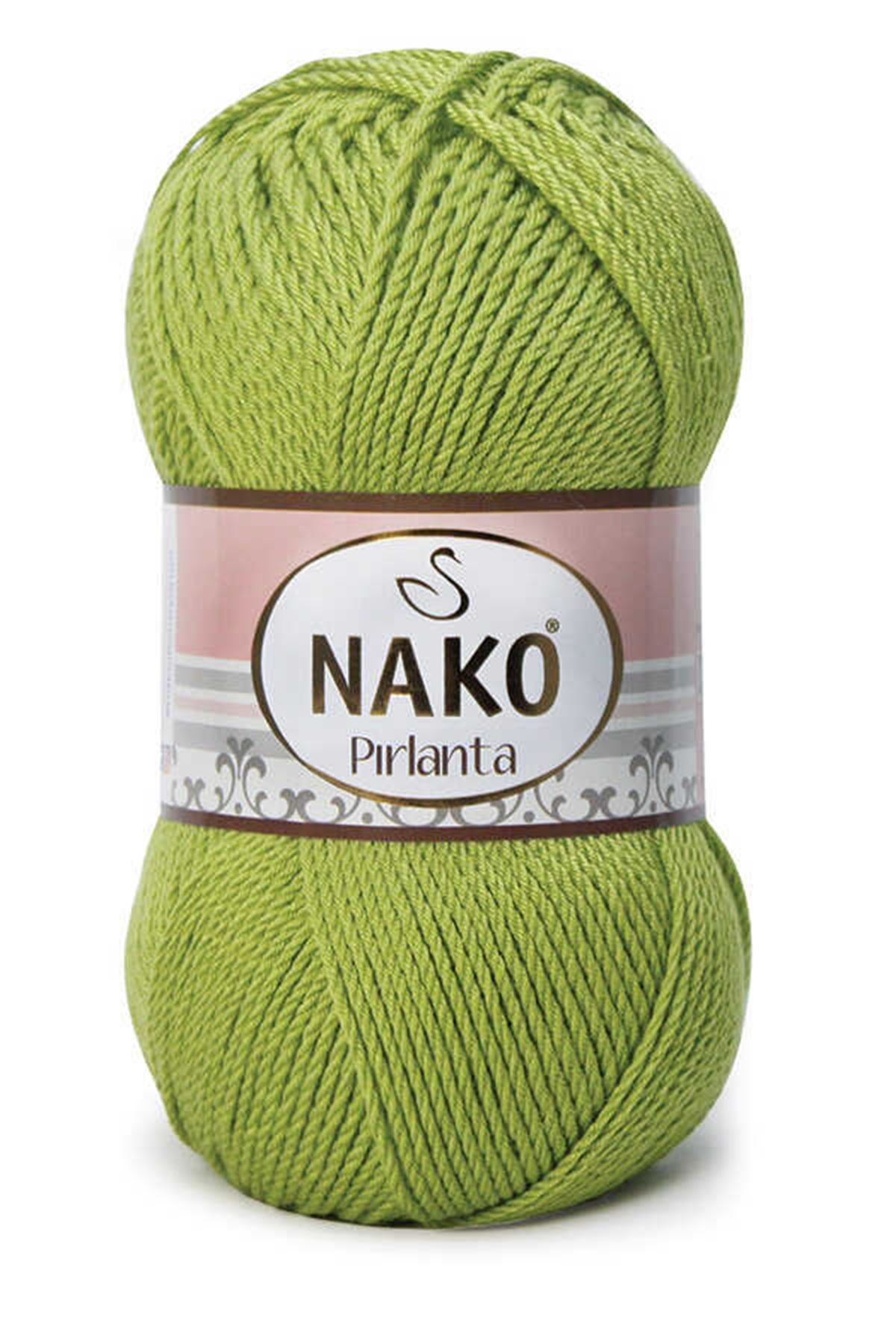 Nako Pırlanta-3330 Fıstık