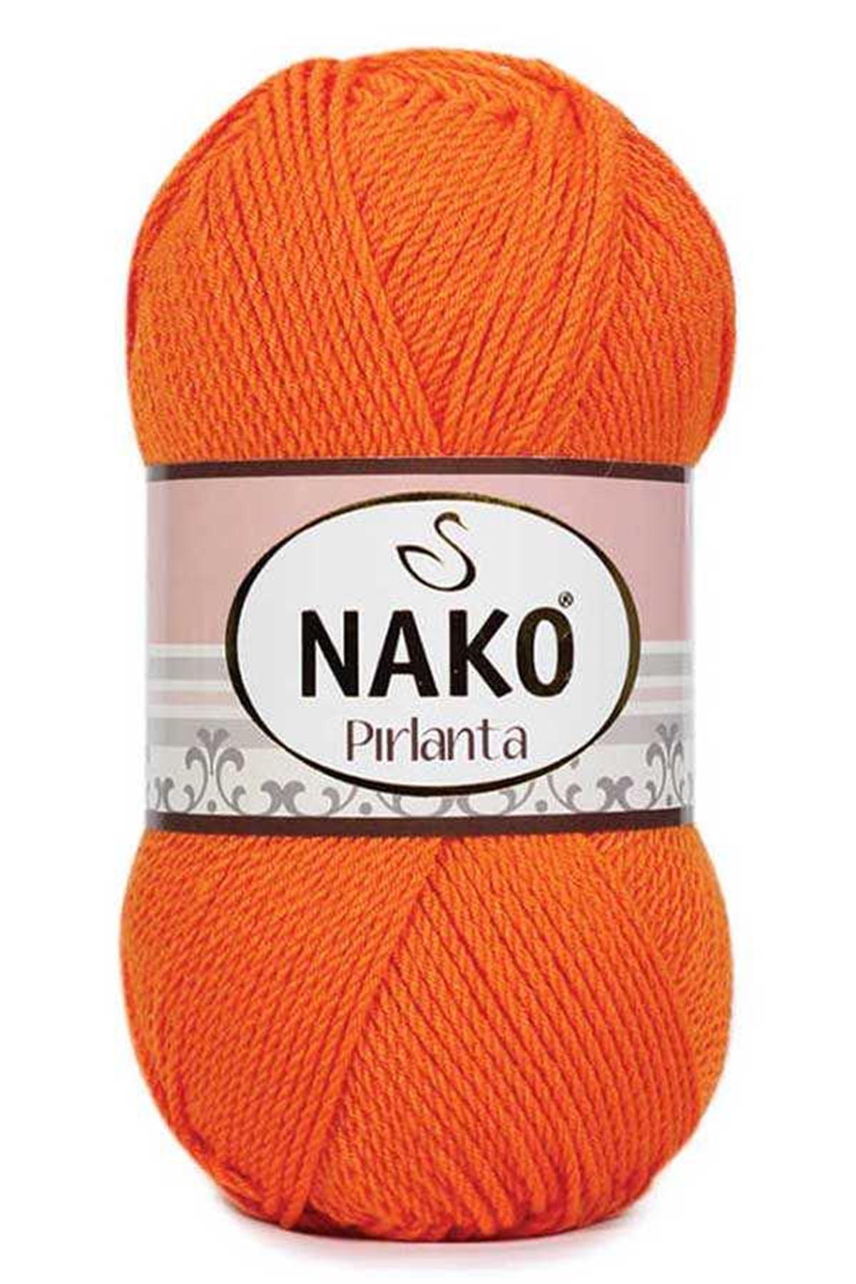 Nako Pırlanta-6733 Turuncu