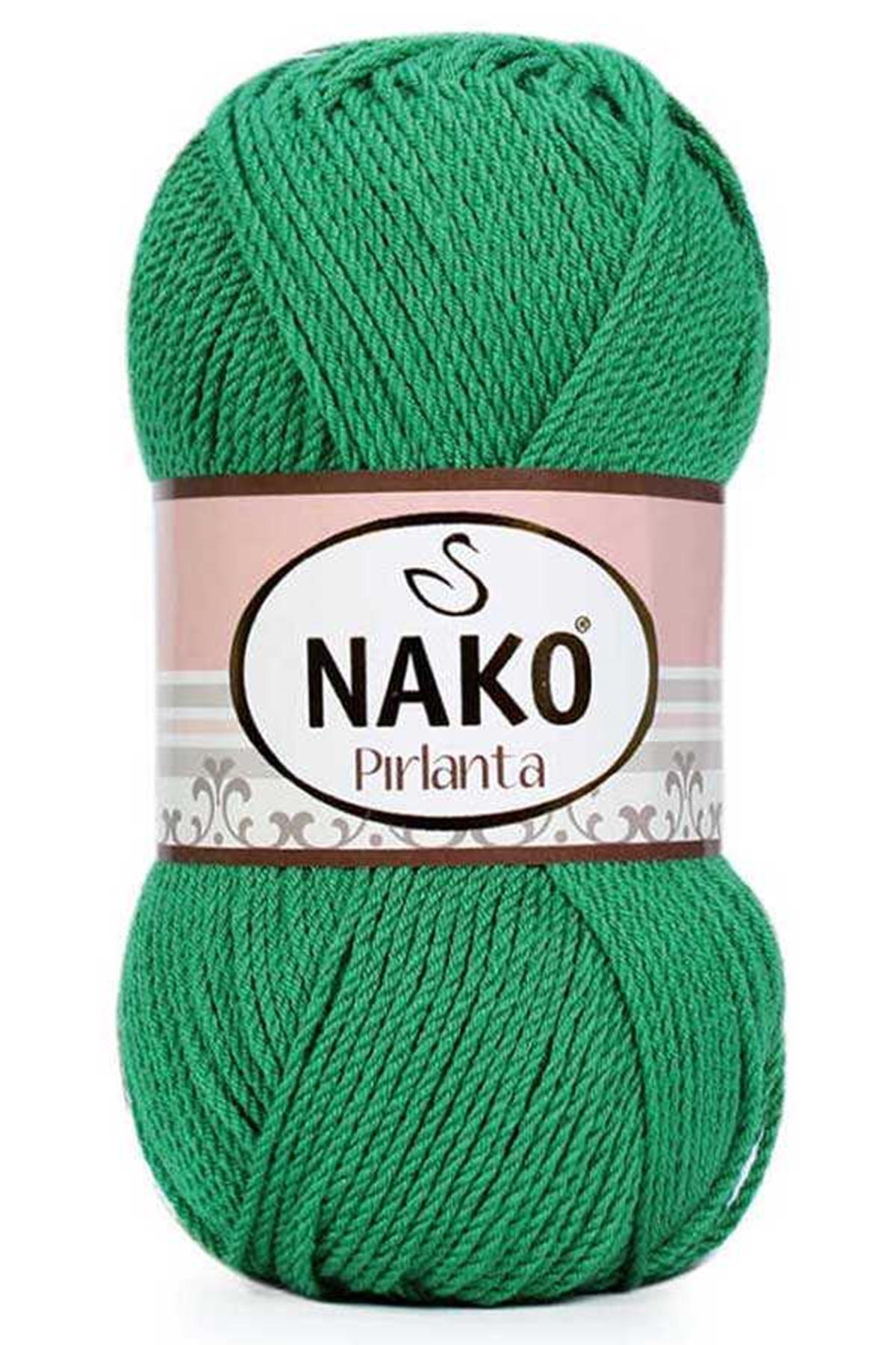 Nako Pırlanta-3267 Yeşil