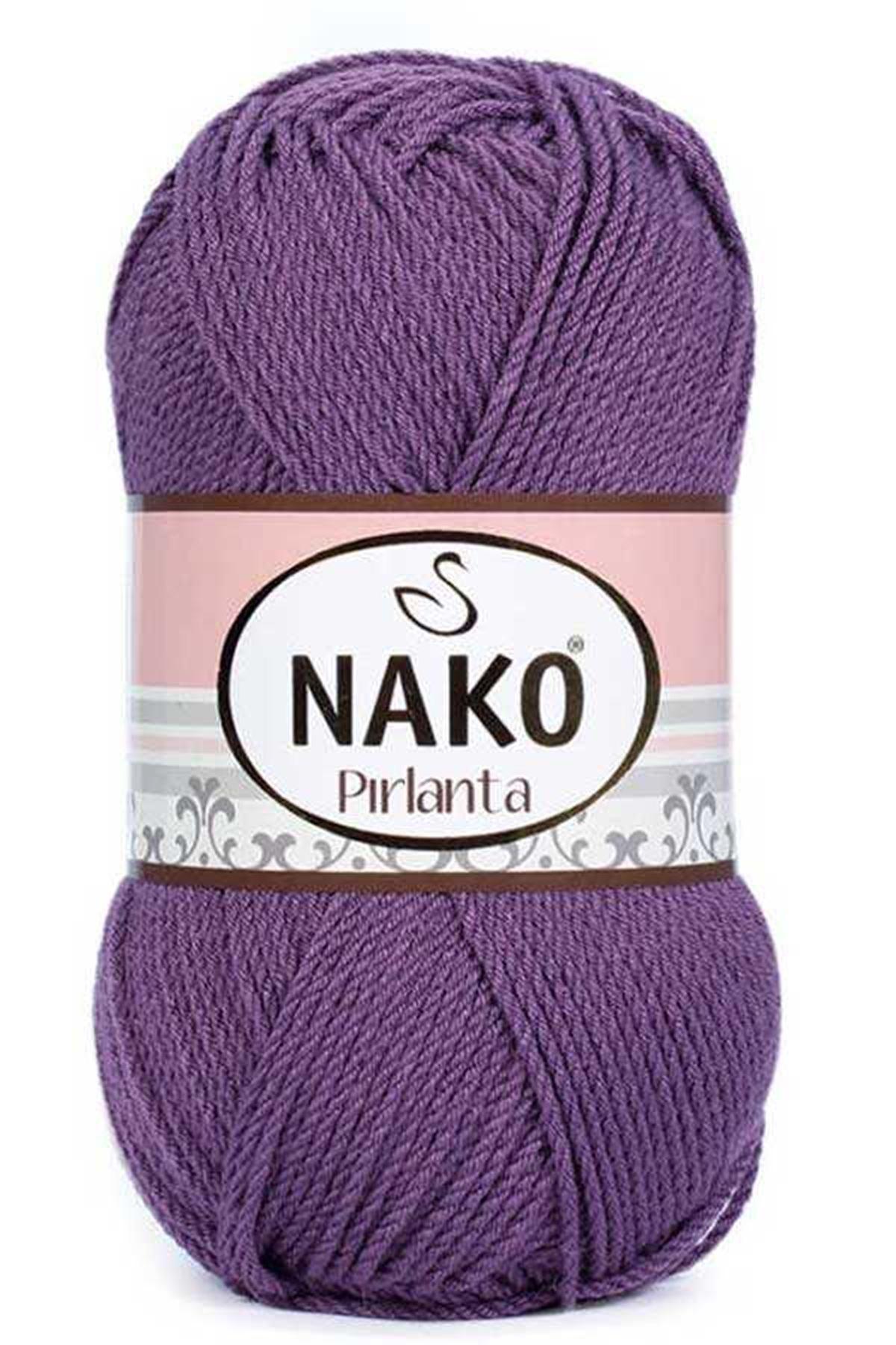 Nako Pırlanta-06684 Açık Mürdüm
