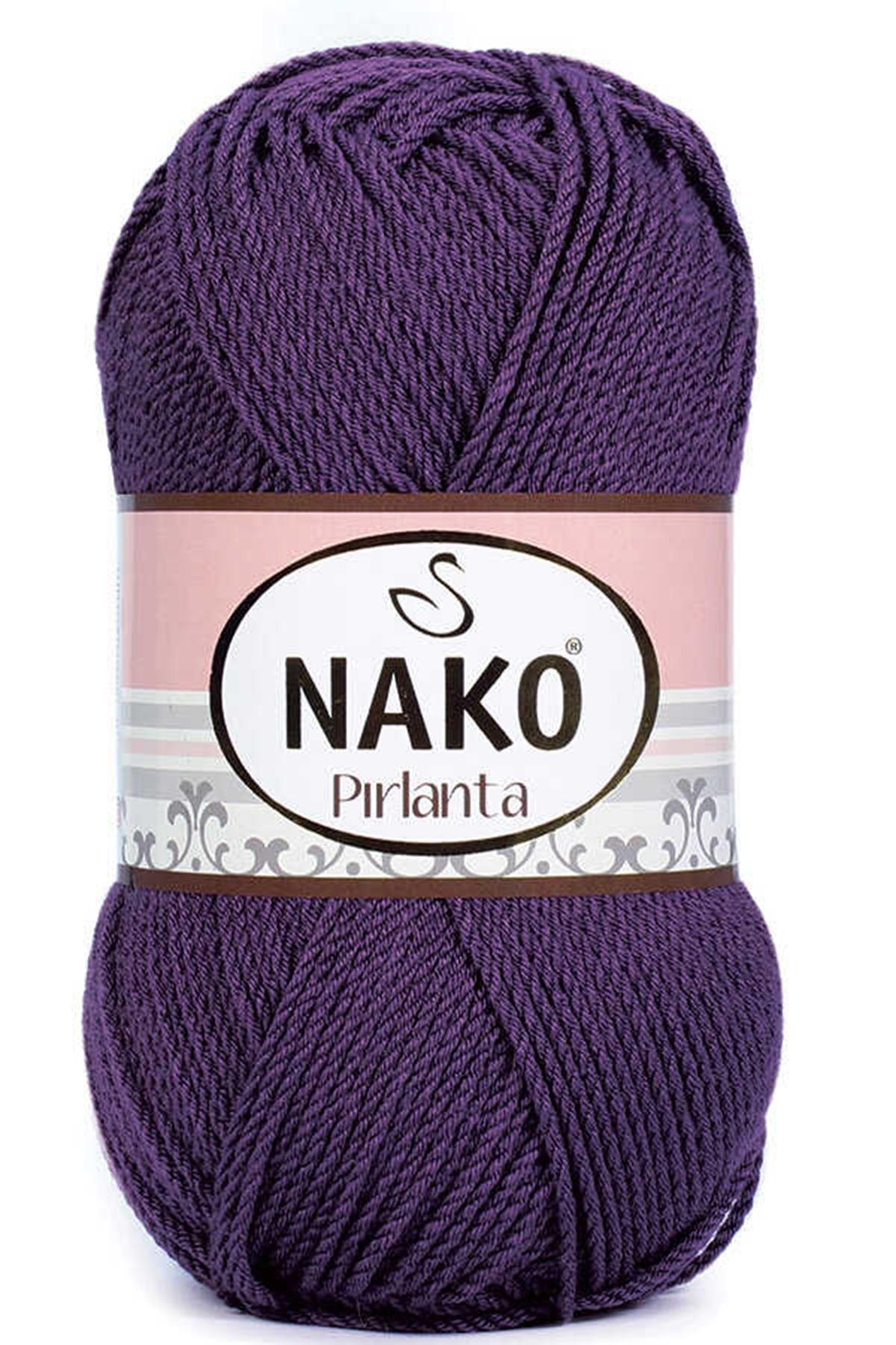 Nako Pırlanta-00060 Mürdüm