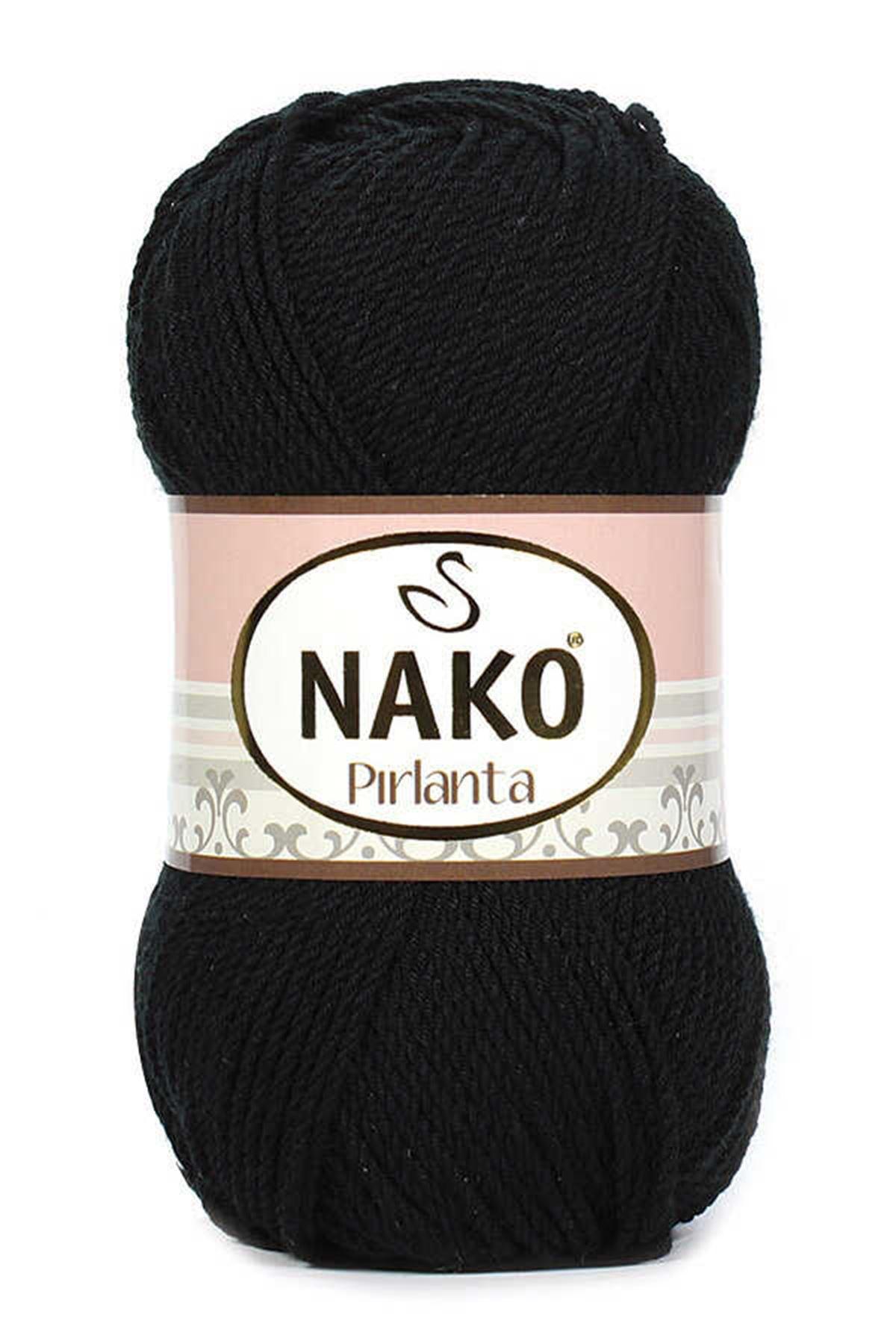 Nako Pırlanta-00217 Siyah