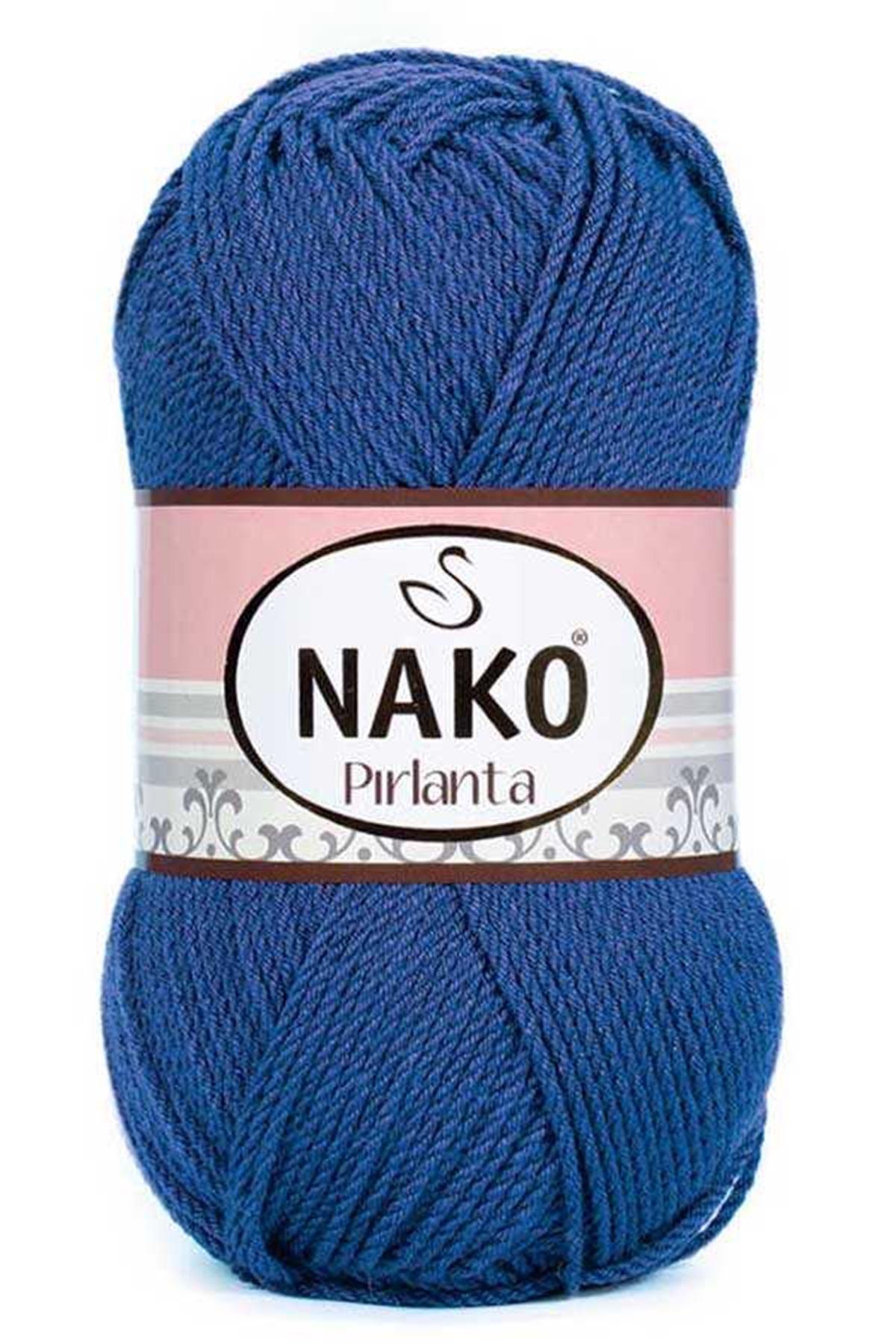 Nako Pırlanta-10084 Koyu Mavi