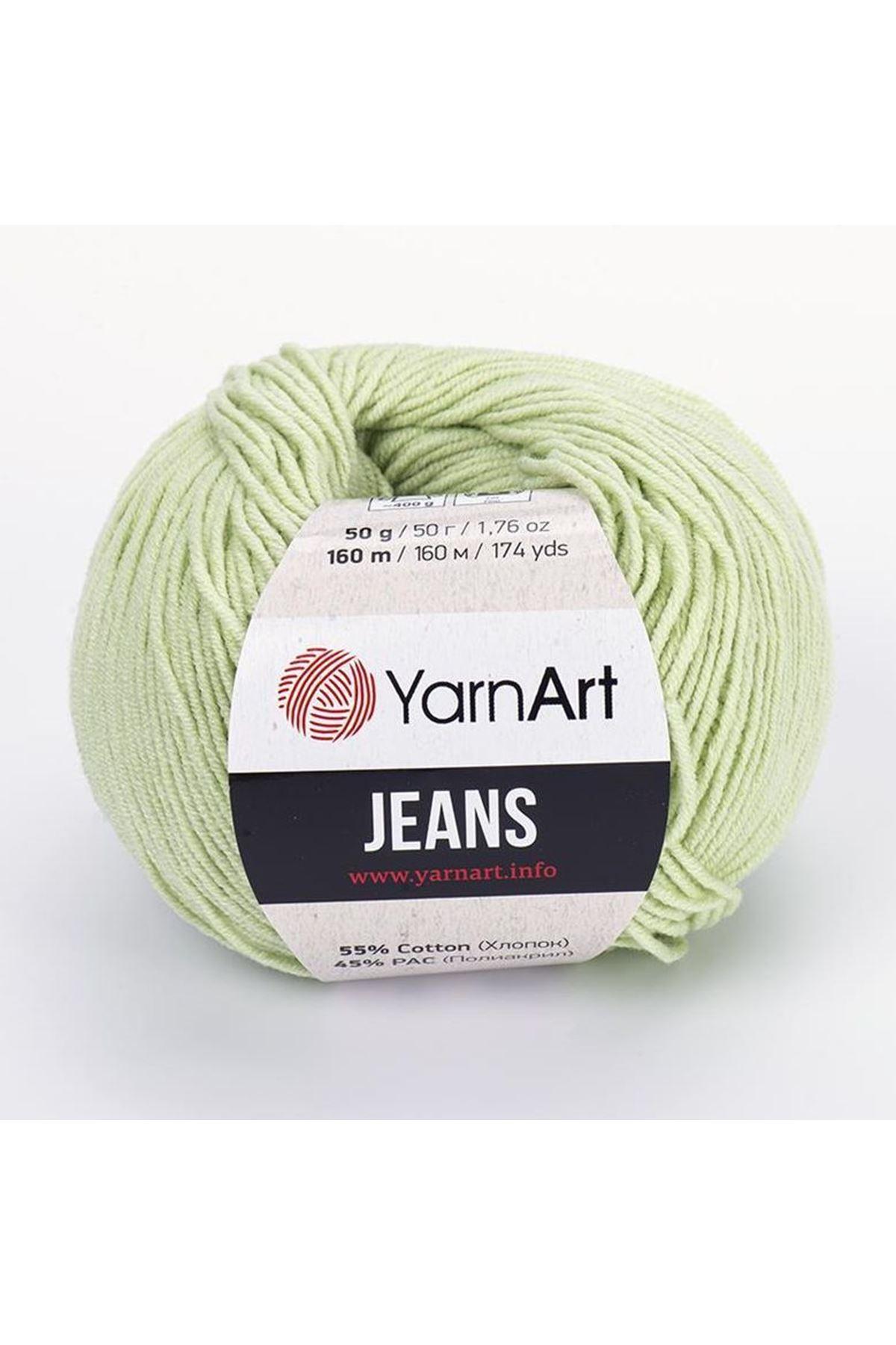 Yarnart Jeans 11 Açık Yeşil