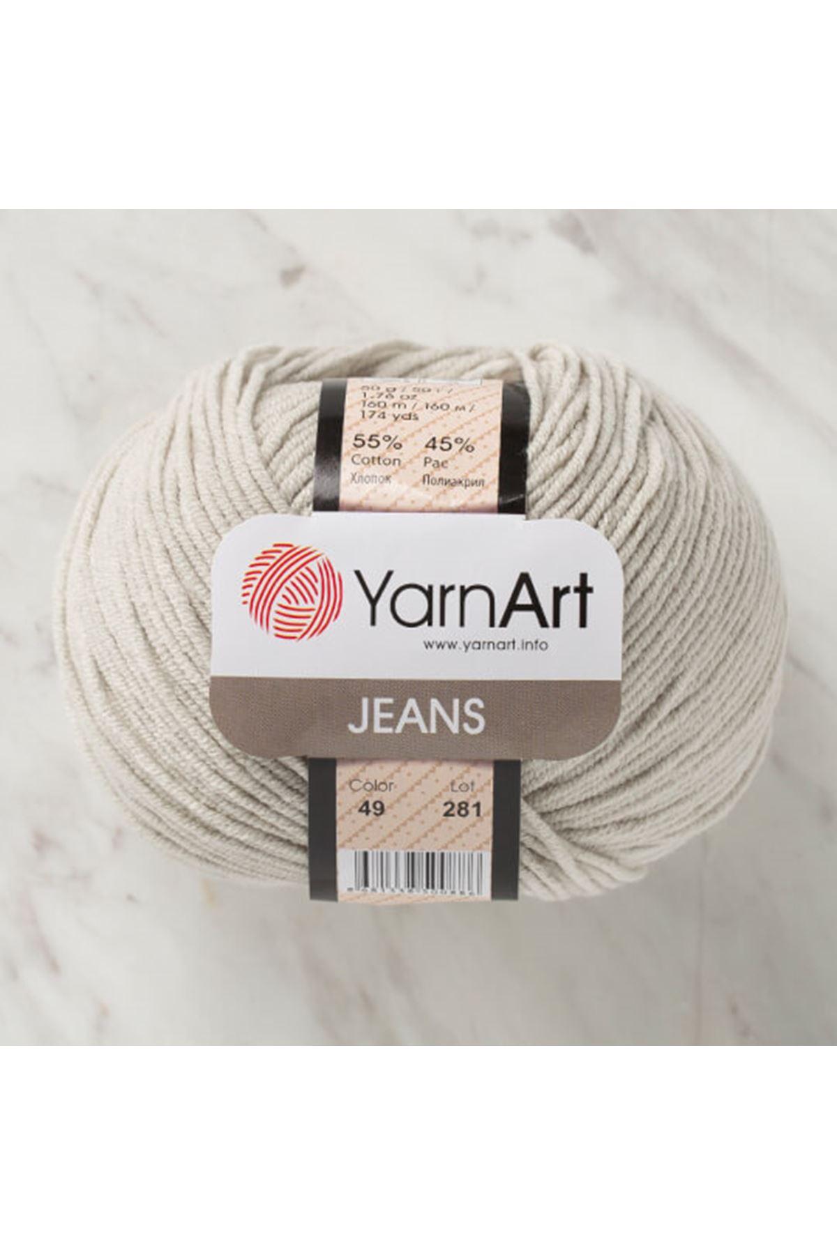 Yarnart Jeans 49 Taş