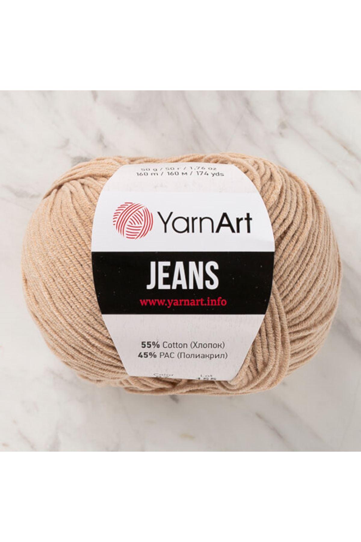 Yarnart Jeans 87 Bej