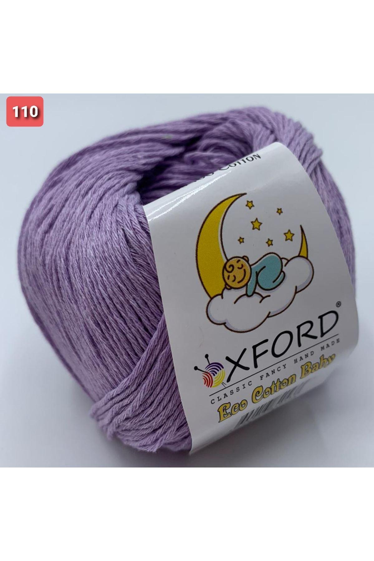 Eco Cotton Baby - 110 Leylak