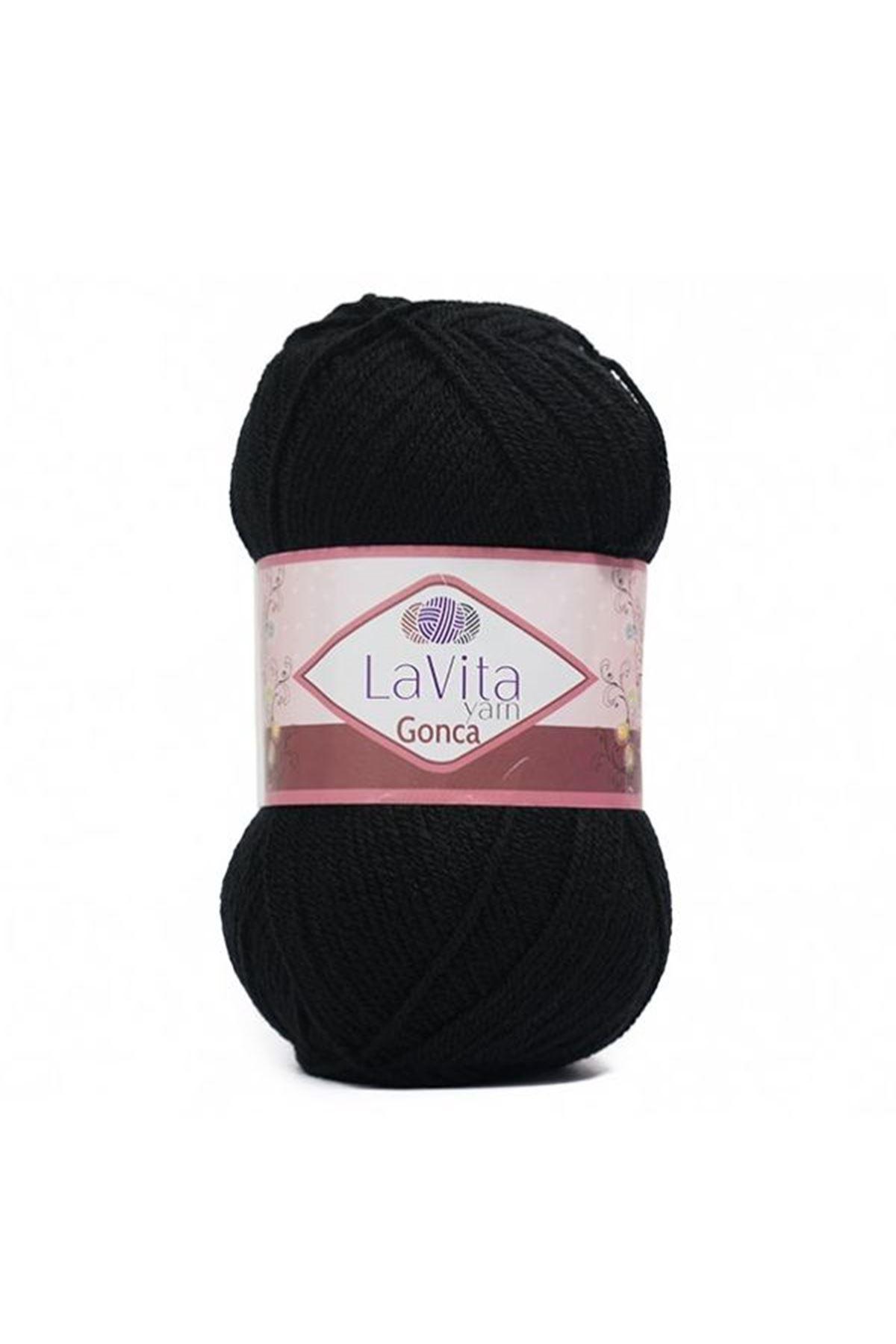 Lavita Gonca 6500 Siyah