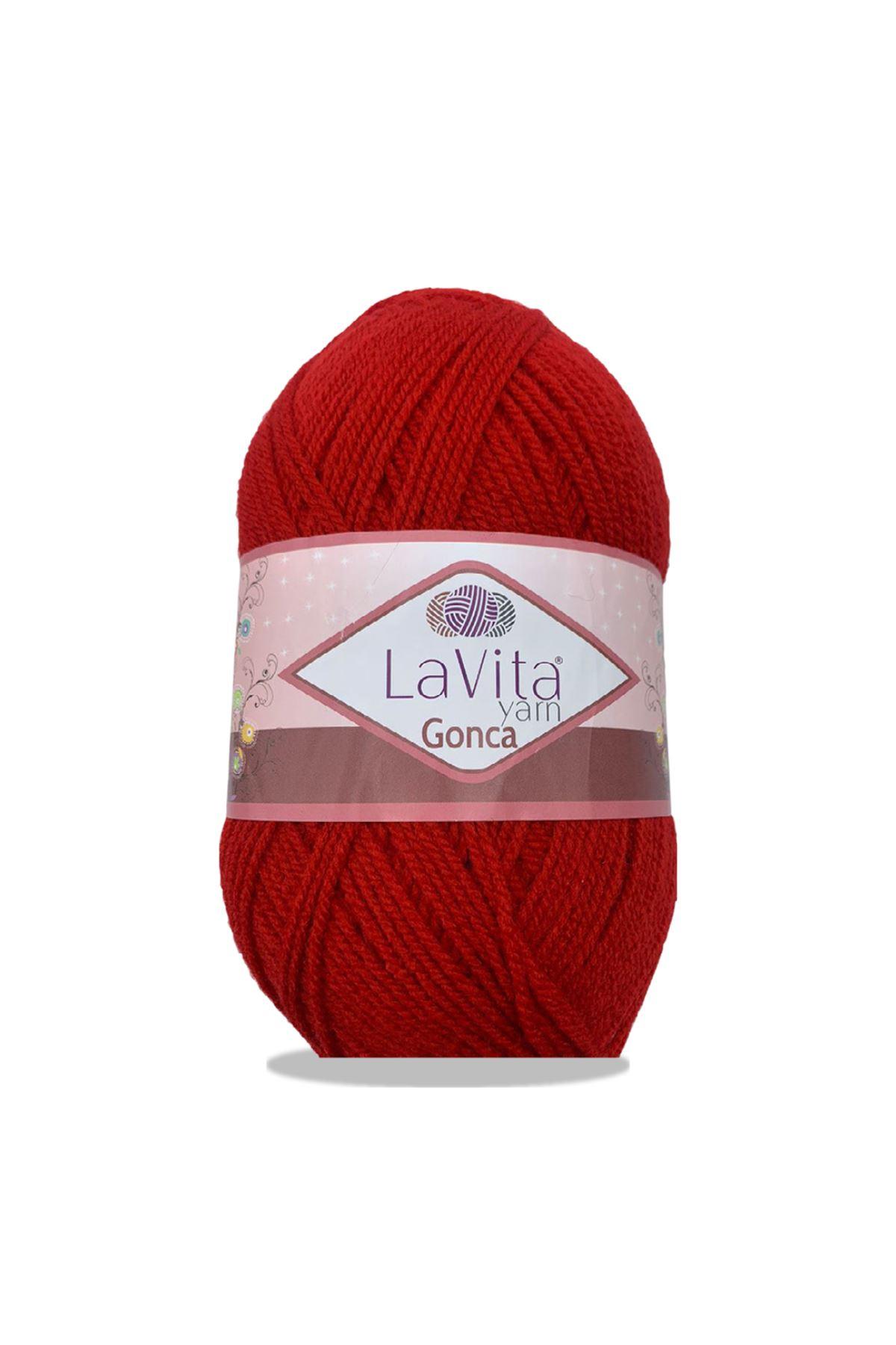 Lavita Gonca 3015 Kırmızı