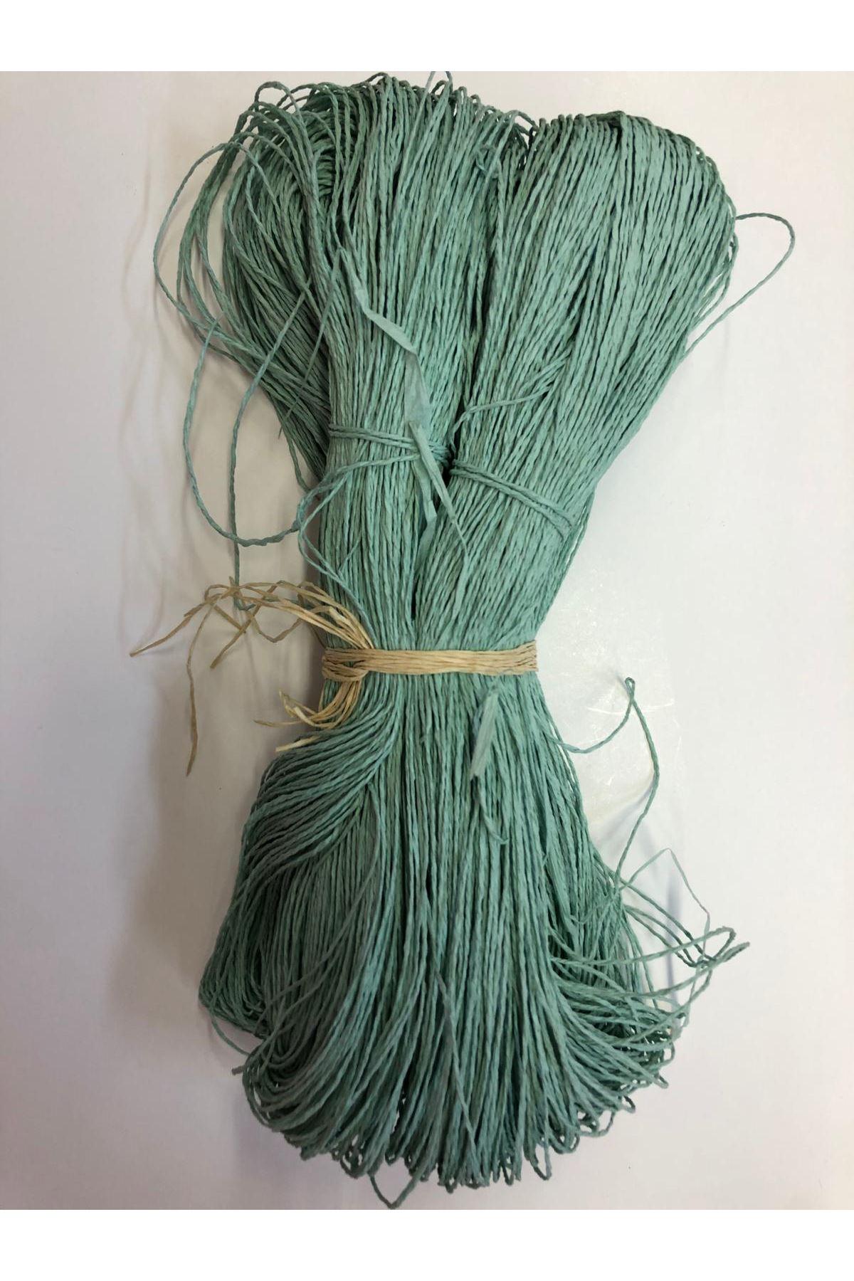 Kağıt İp Çağla Yeşili 512 gram