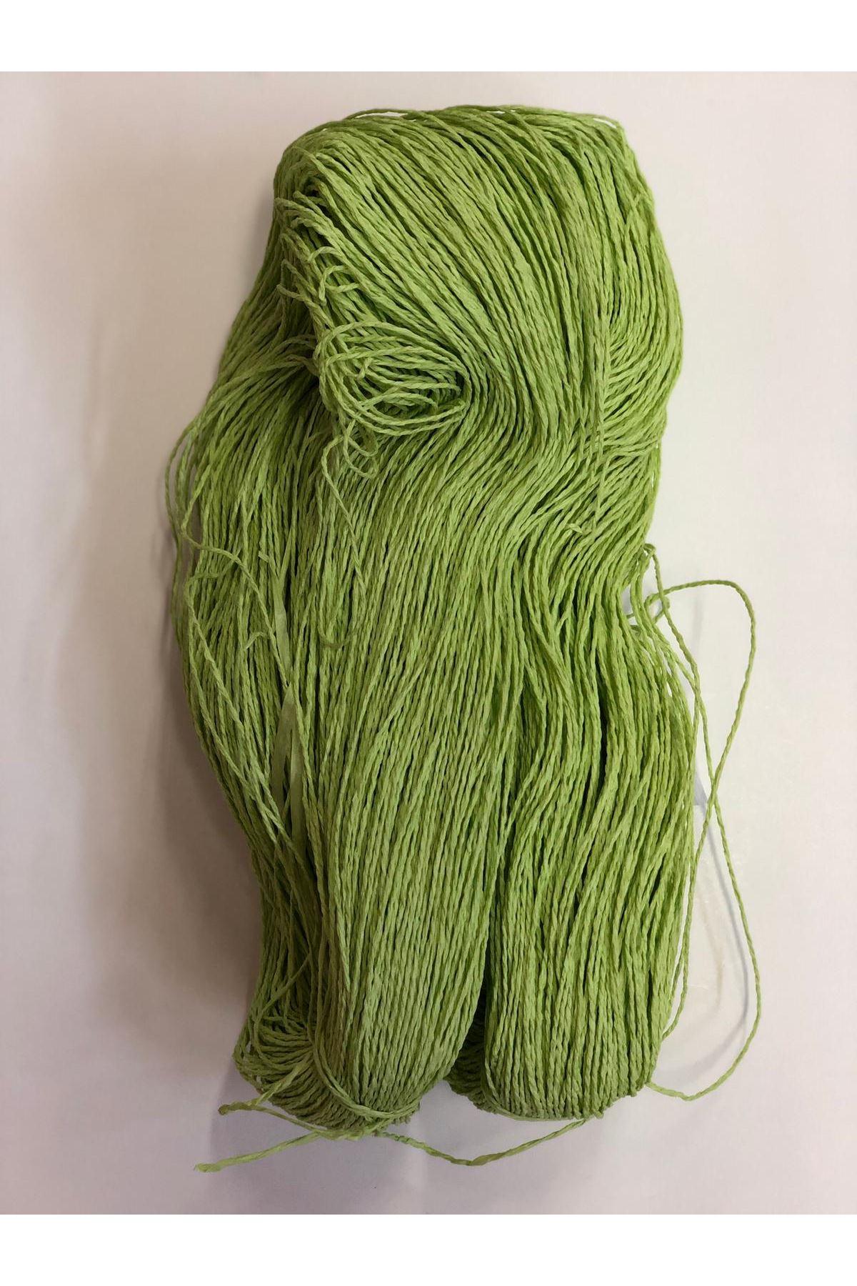 Kağıt İp Fıstık Yeşili 500 gram