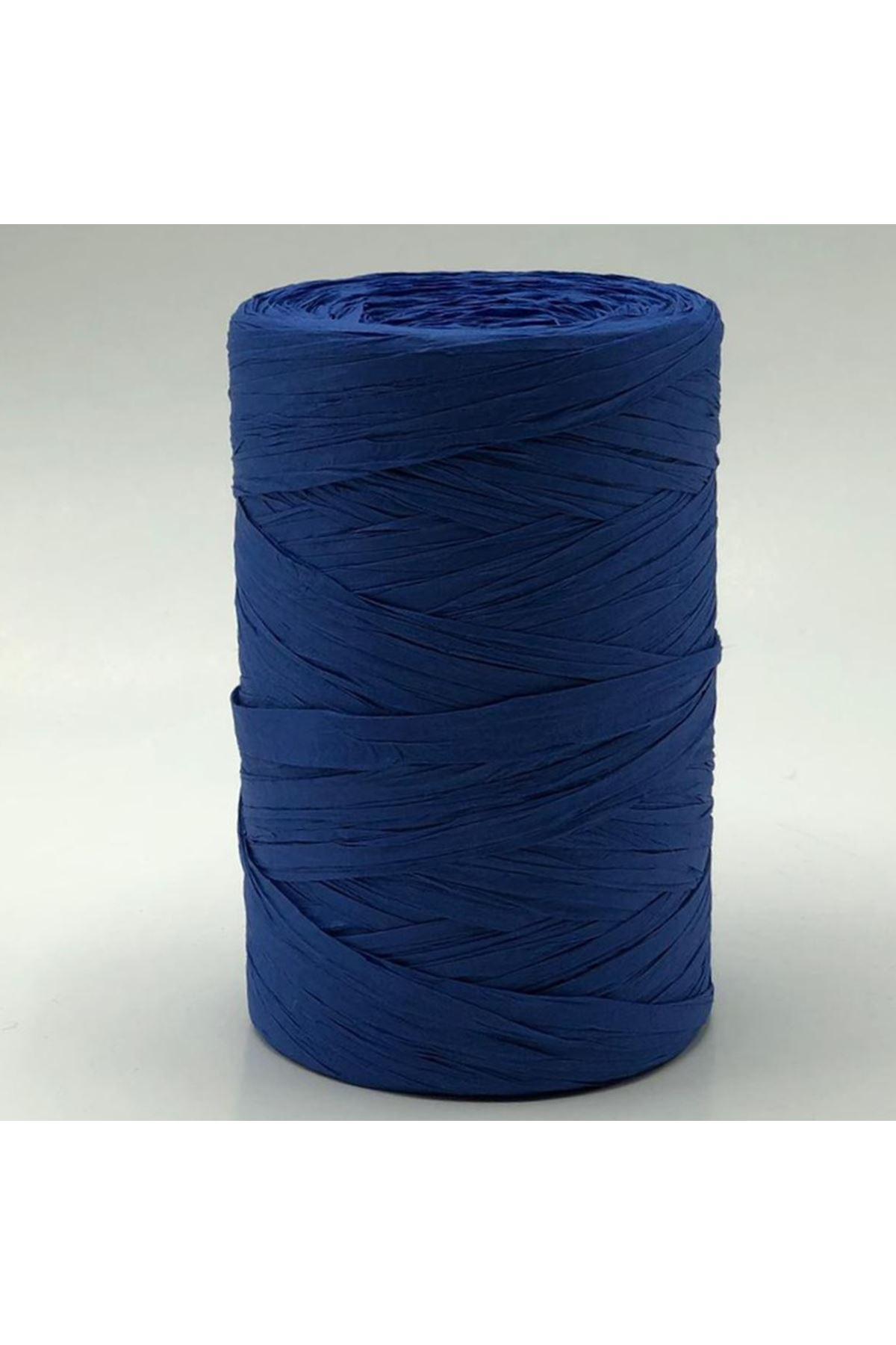 Rafya İp 004 Saks Mavisi