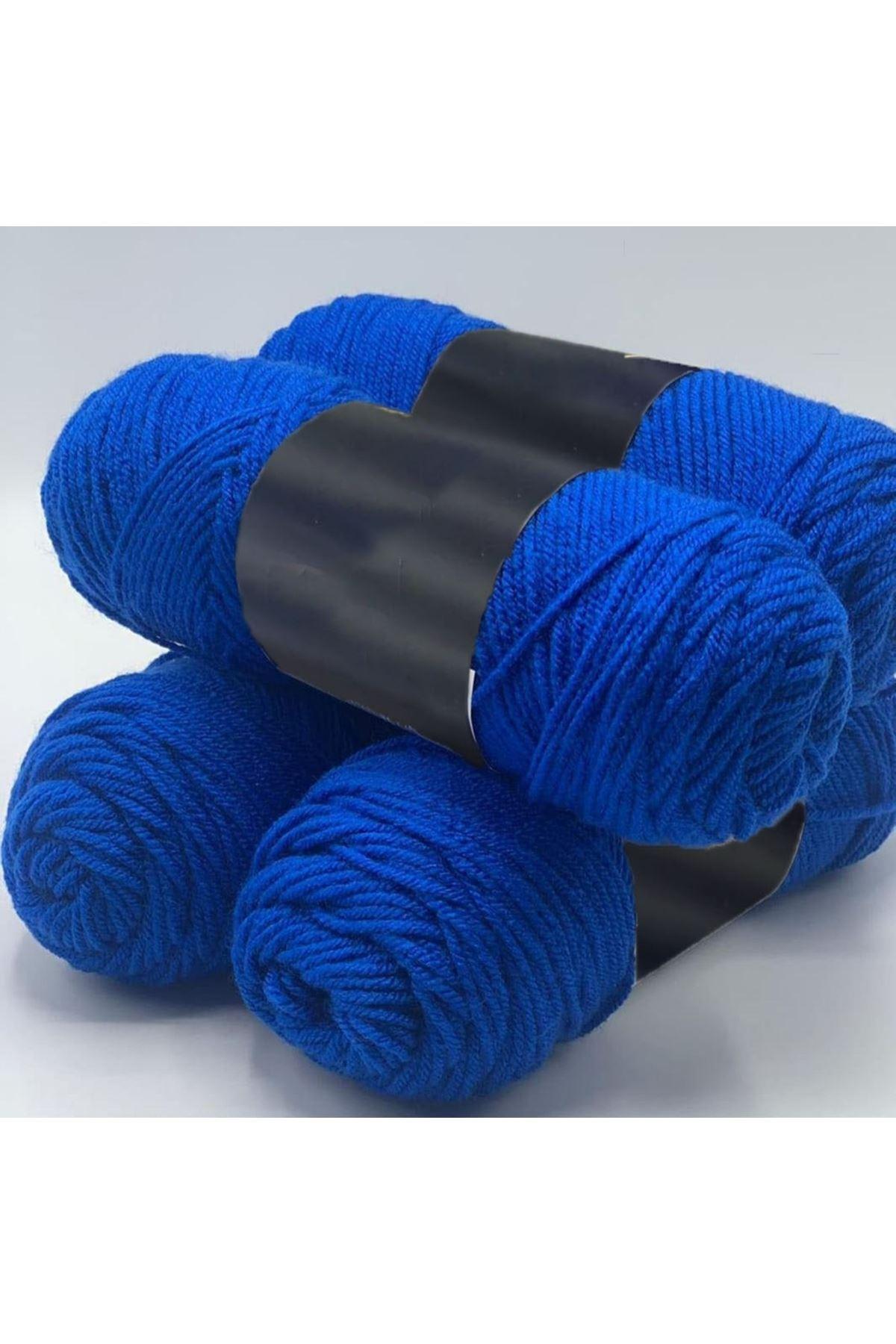 İhrac Fazlası 1132 Mavi 4'lü Paket Premium Akrilik