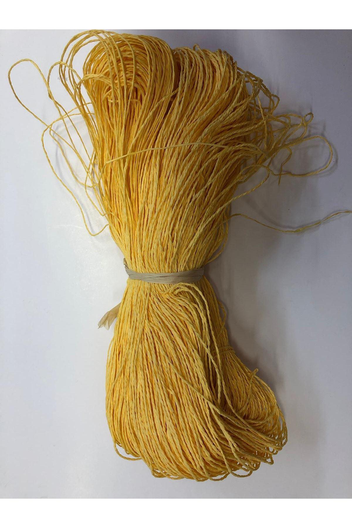 Kağıt İp Sarı 642 gram