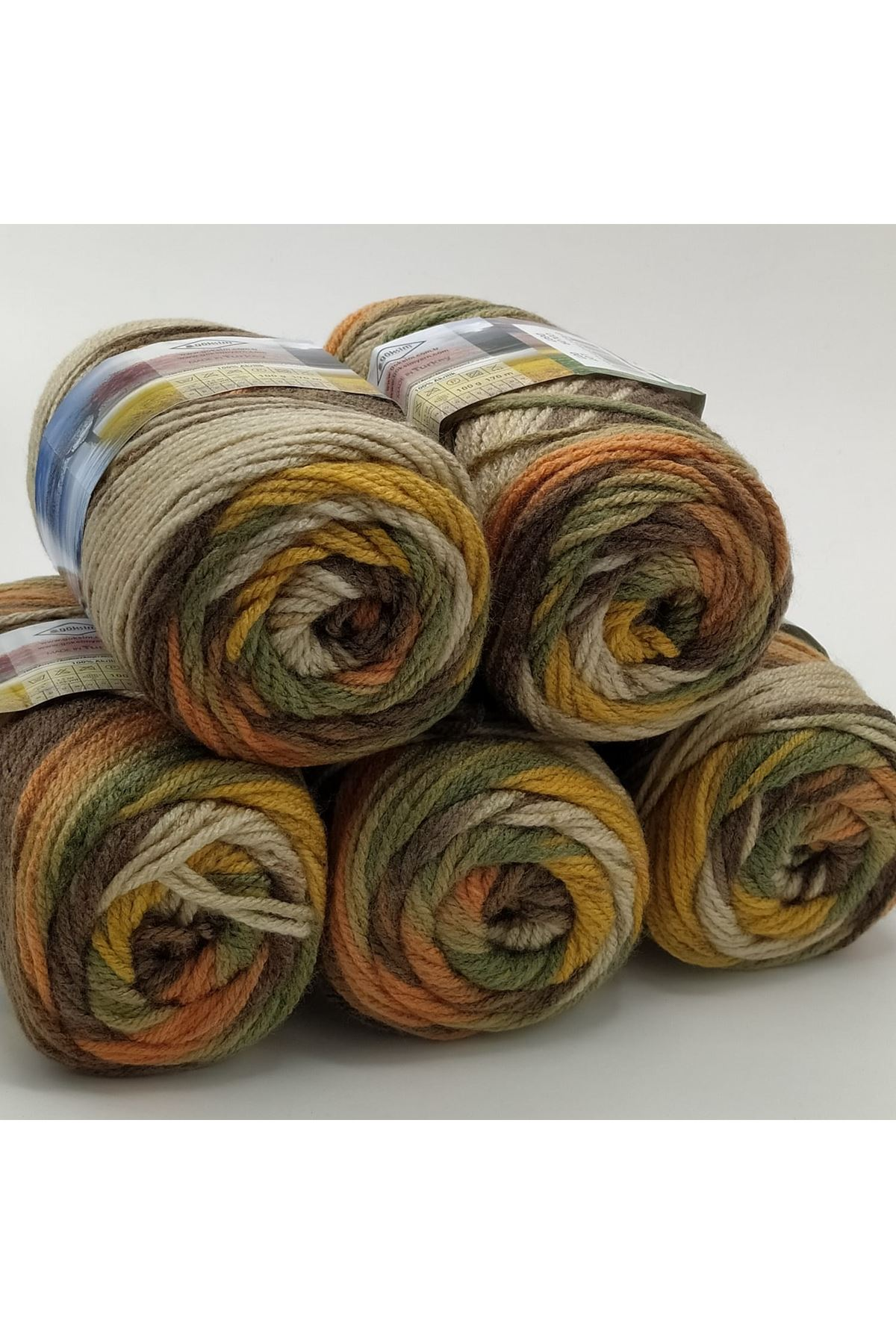 Lavita Batik - DG07 - 5'li Ekonomik Paket