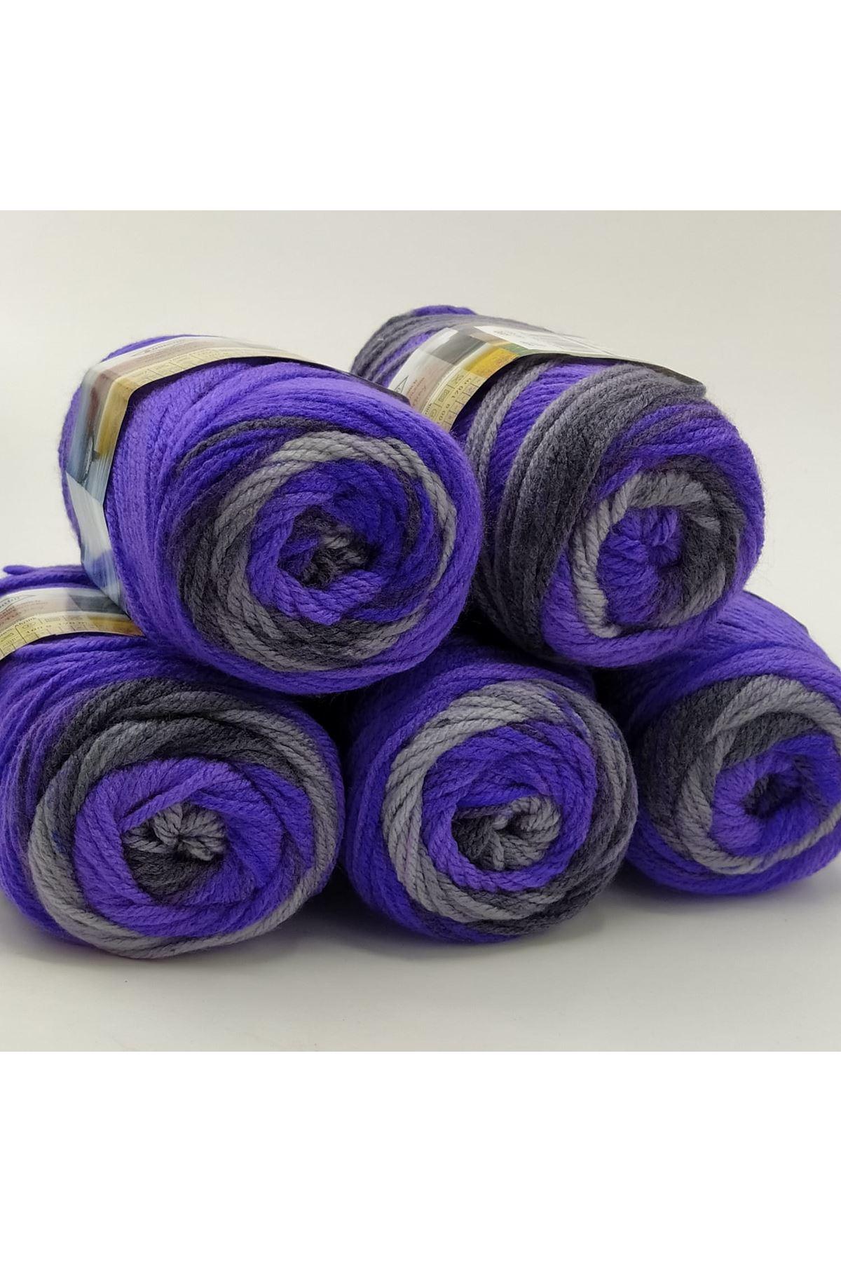 Lavita Batik - DG09 - 5'li Ekonomik Paket