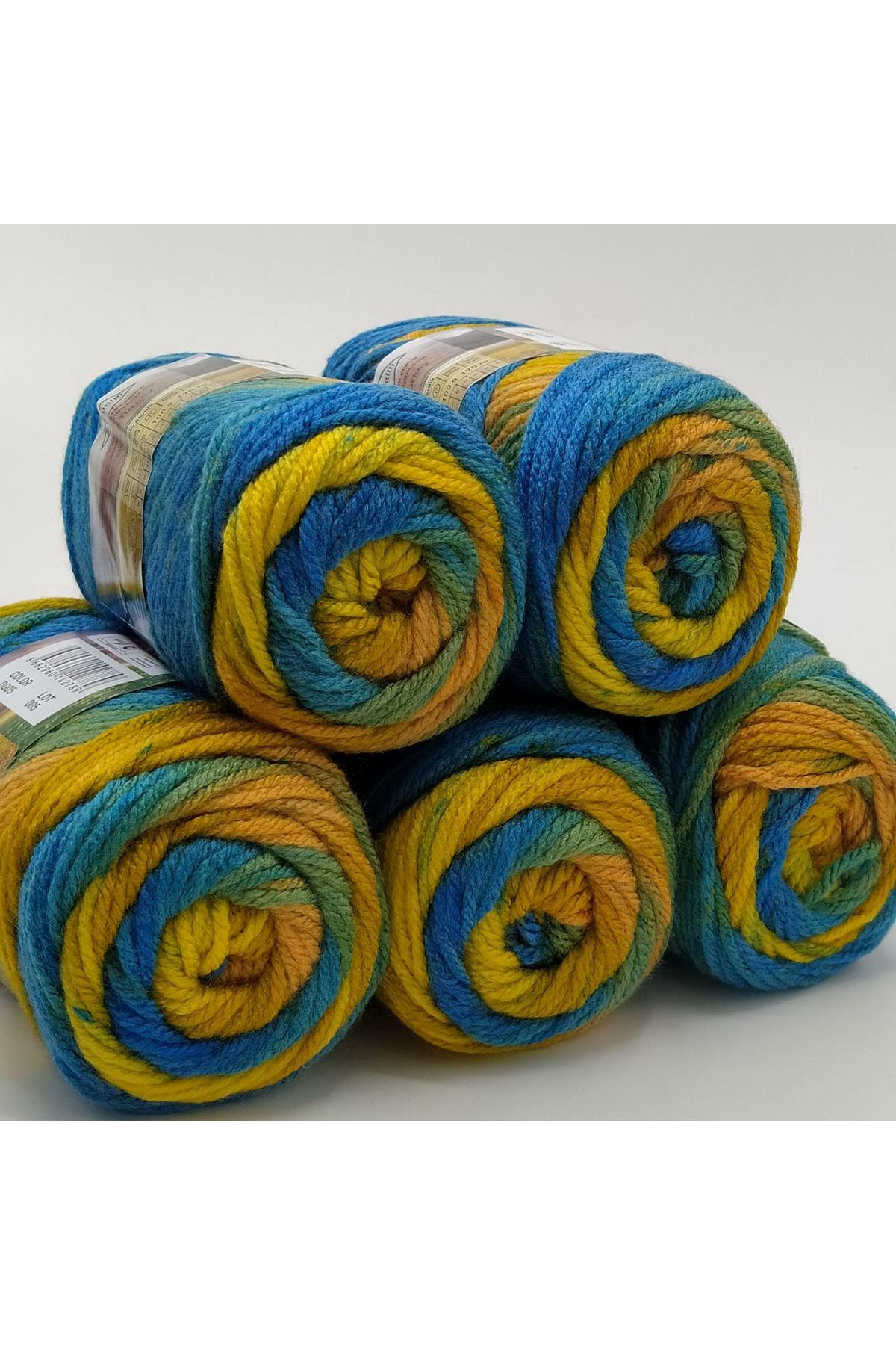 Lavita Batik - DG05 - 5'li Ekonomik Paket