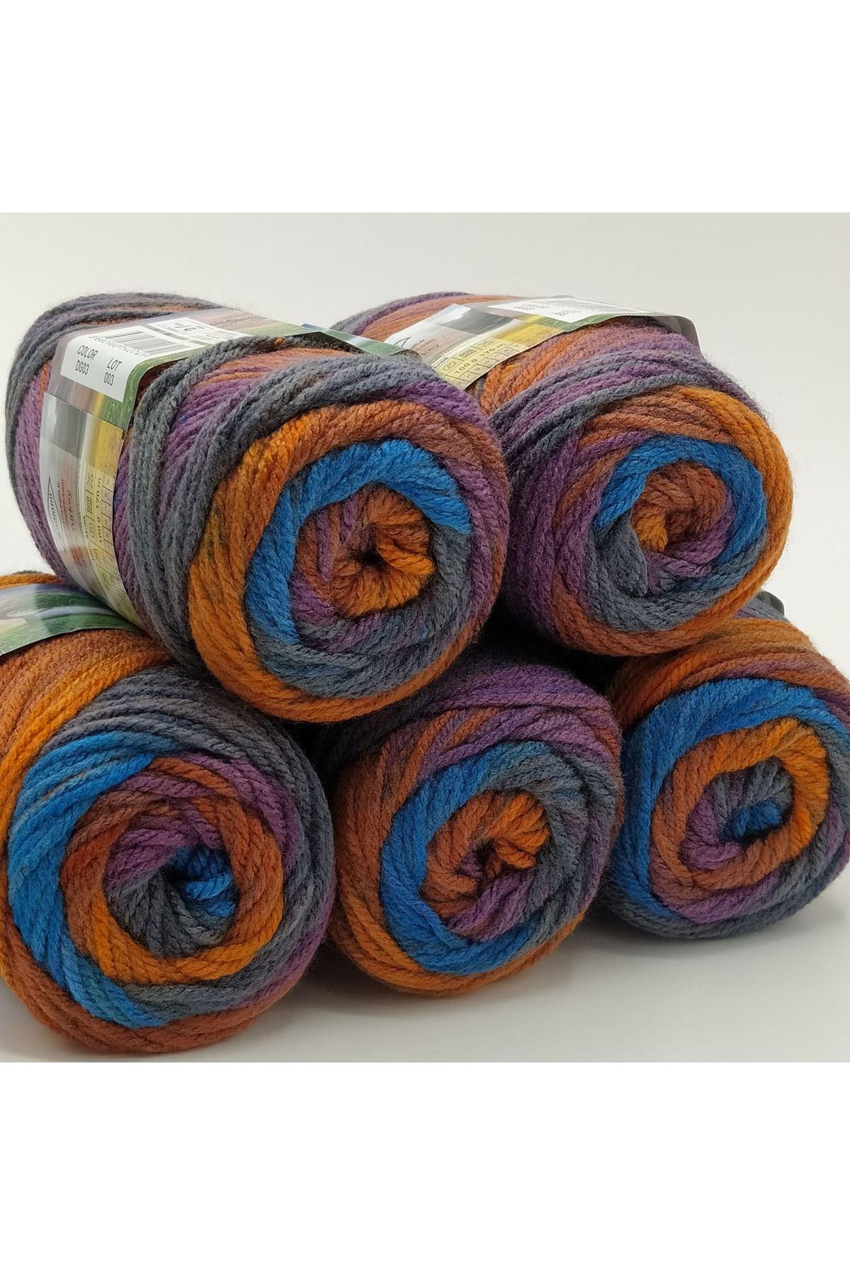 Lavita Batik - DG03 - 5'li Ekonomik Paket