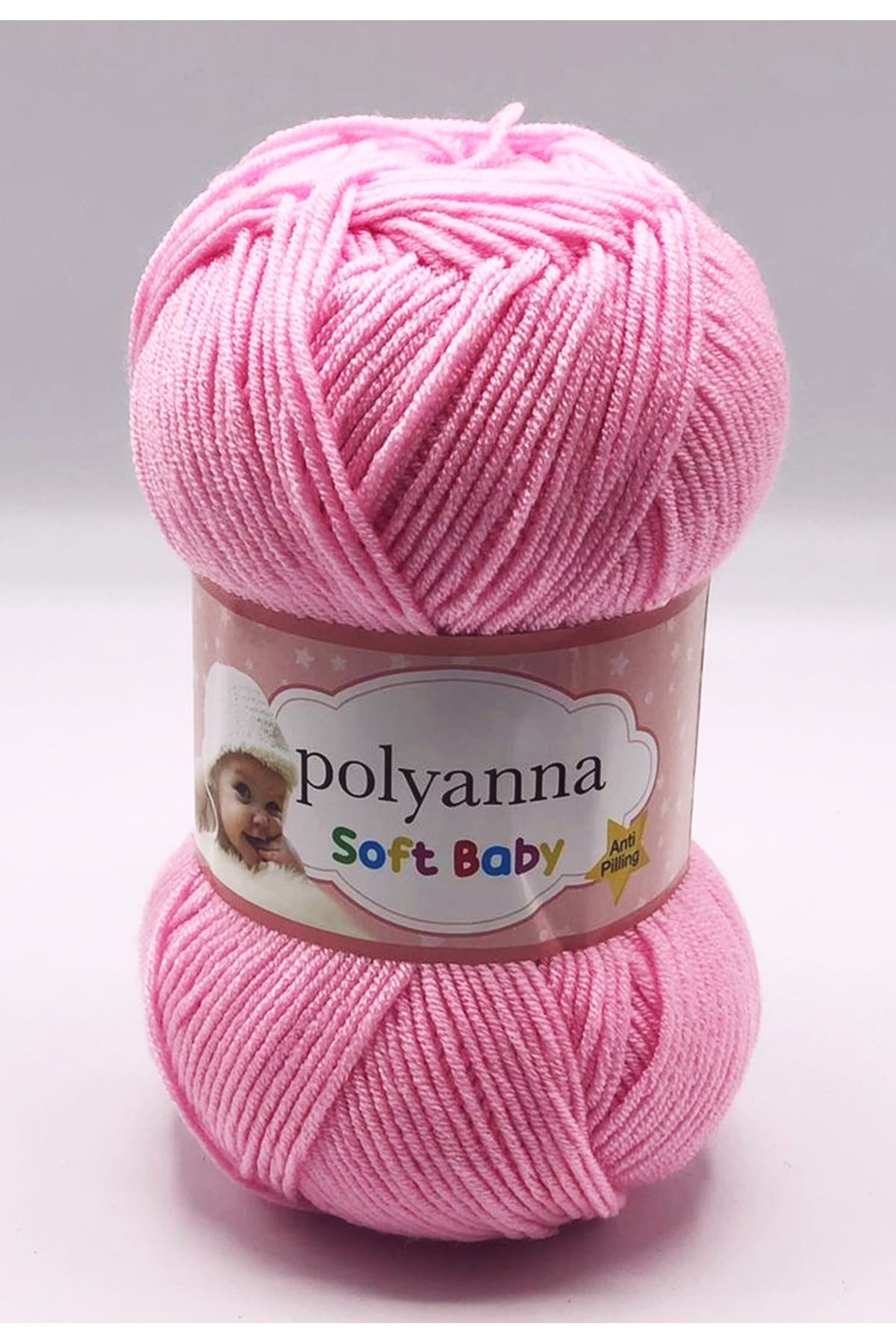 Polyanna Soft Baby 178 Ciklet Pembe
