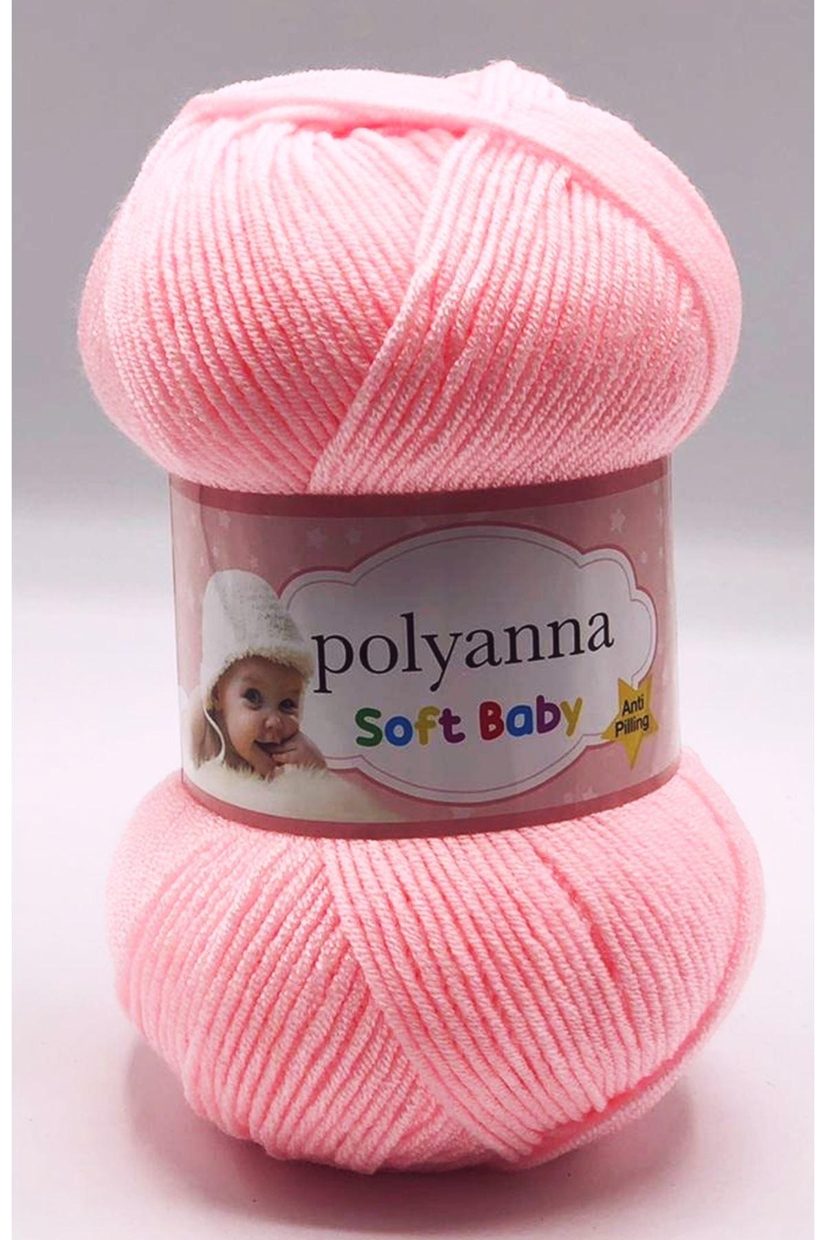 Polyanna Soft Baby 179 Şeker Pembe