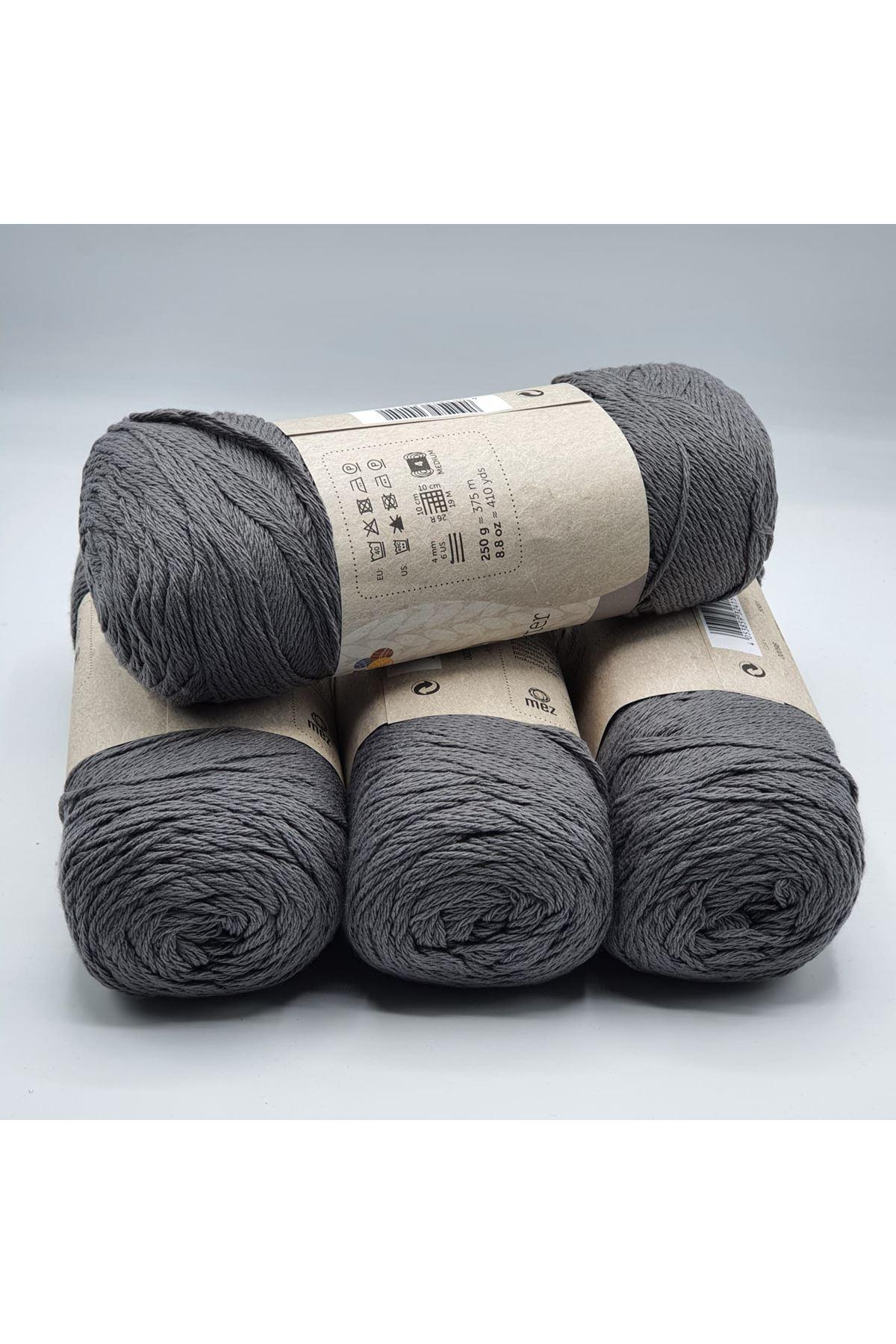 1 Kilo Cotton İp 03 Füme