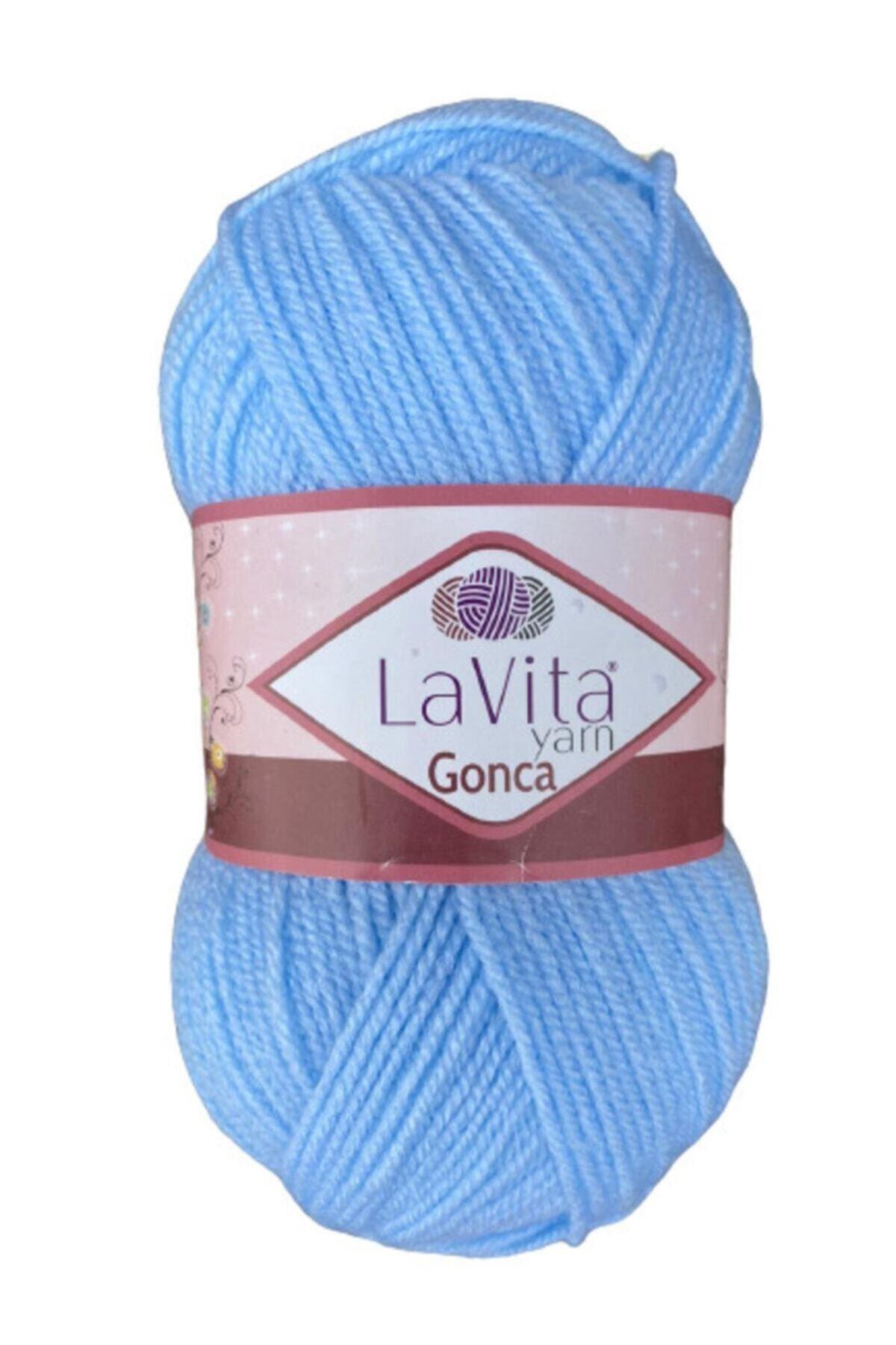 Lavita Gonca 5019 Tatlı Mavi