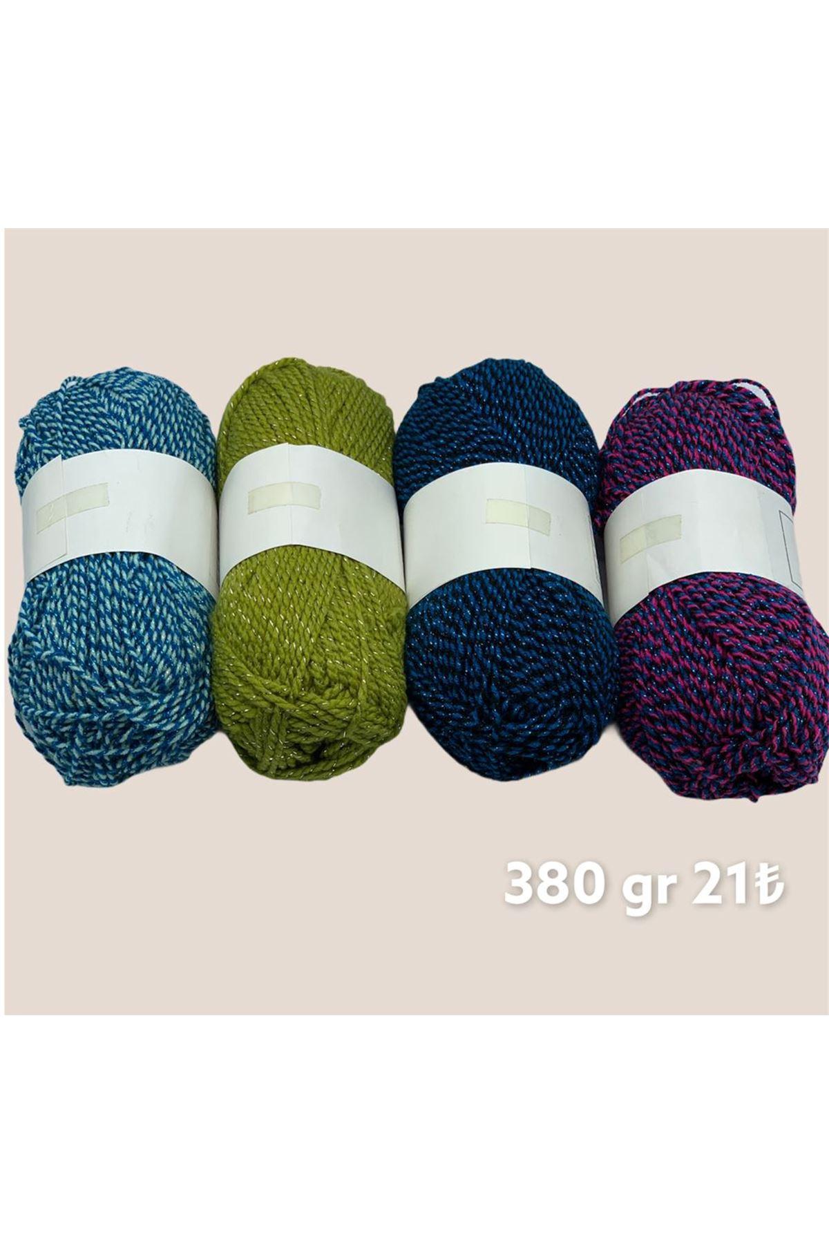 Stok Fazlası Karışık Paket 380 gr