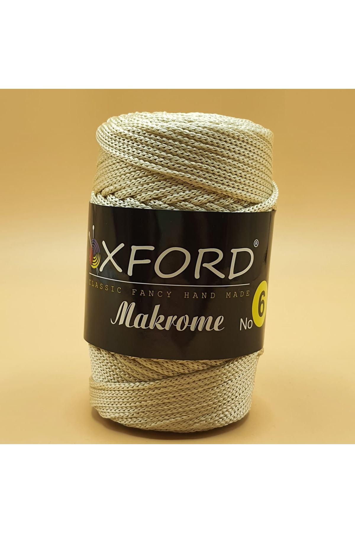 Oxford 6 No Makrome - 108 Kum