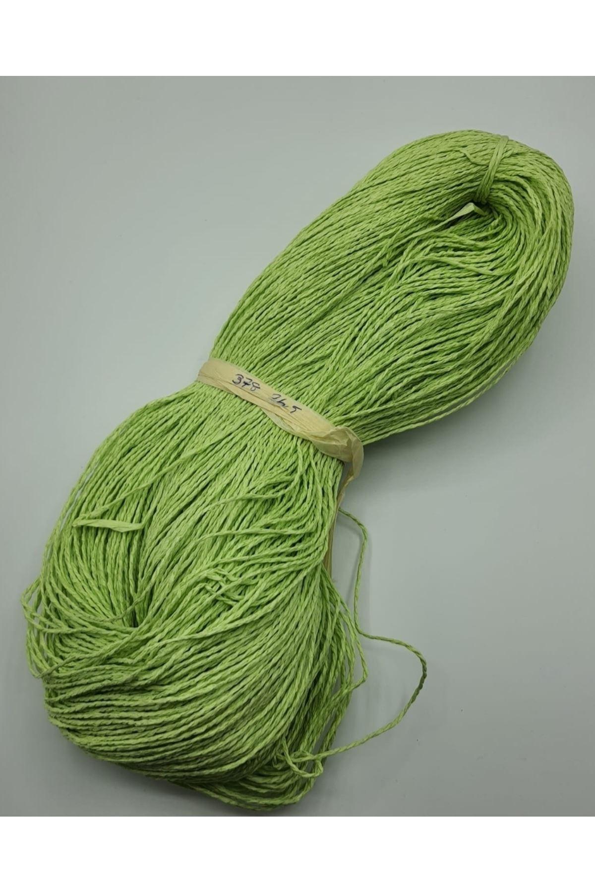 Kağıt İp Açık Yeşil 410 gram