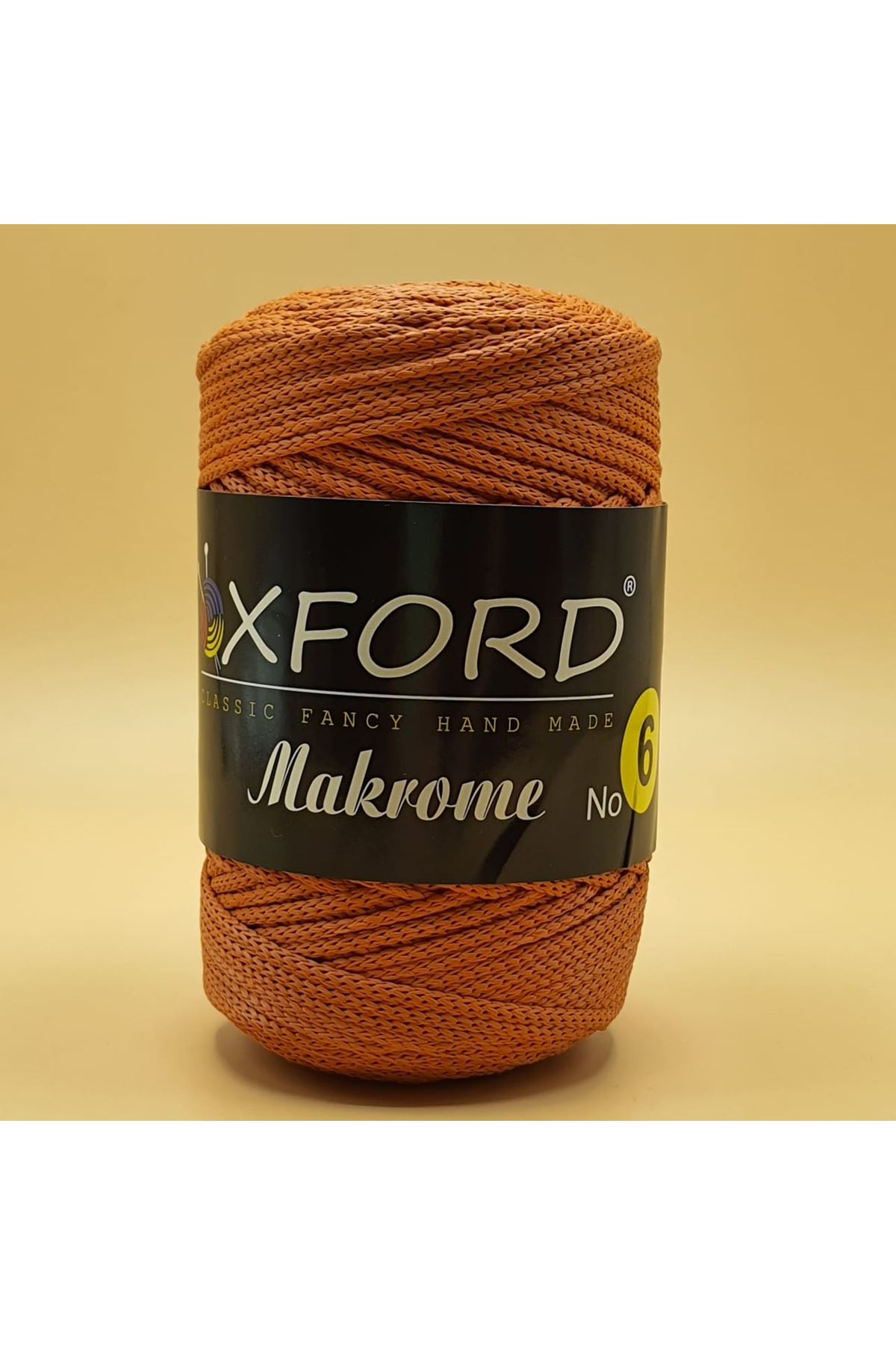Oxford 6 No Makrome - 111 Turuncu