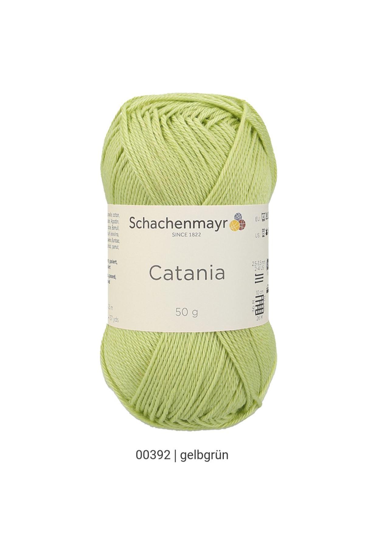 SMC Catania 50g 00392 Gelbgrün Limon Yeşili