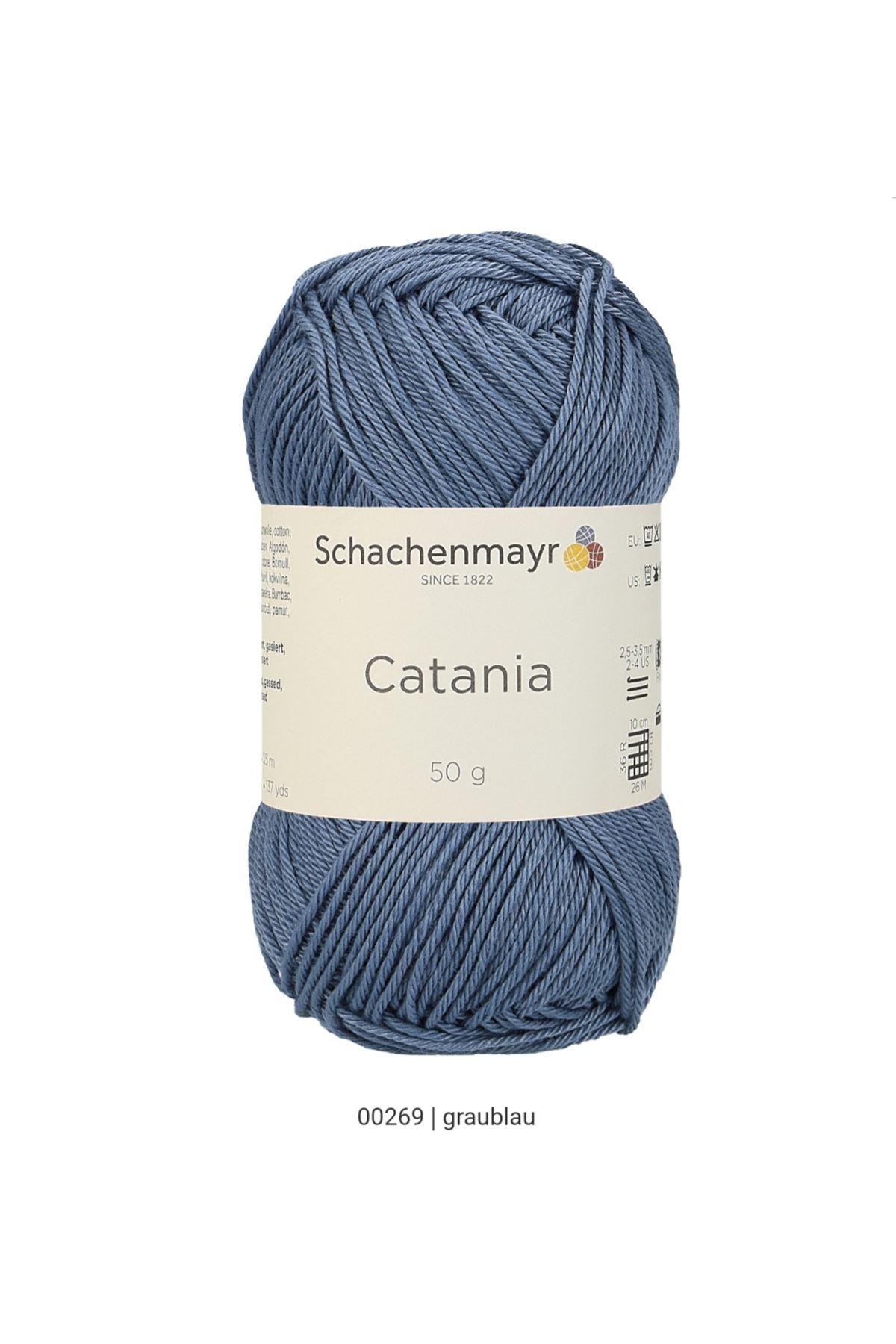 SMC Catania 50g 00269 Graublau Kurşuni